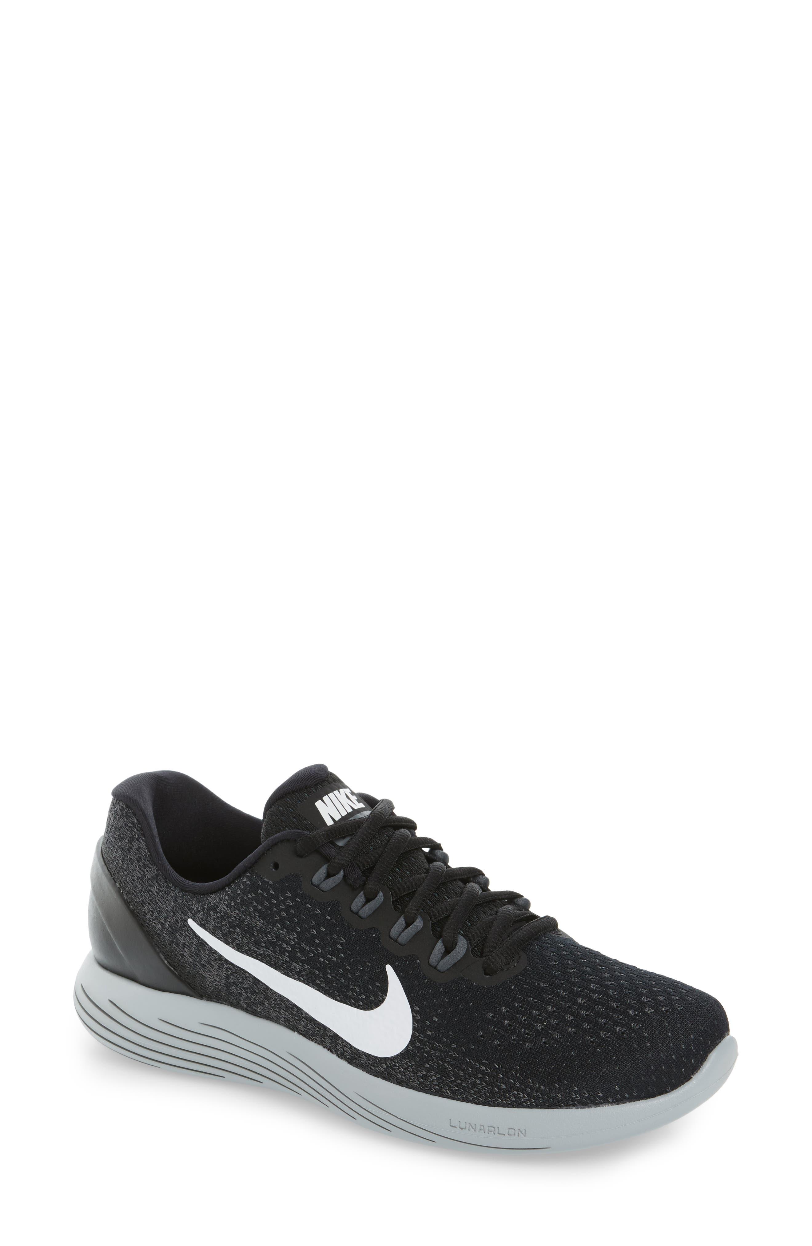LunarGlide 9 Running Shoe,                         Main,                         color, 001