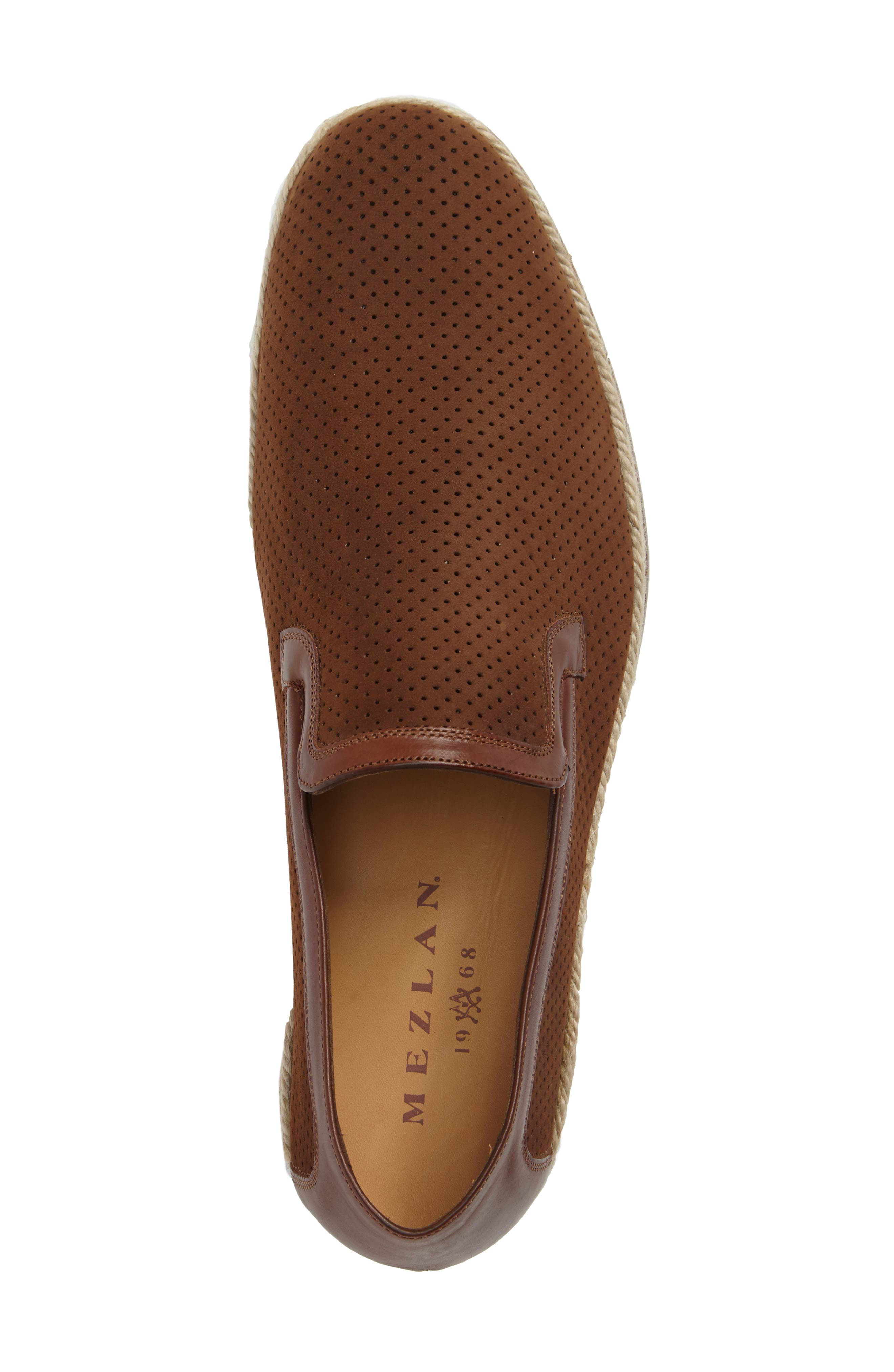 Marcet Perforated Loafer,                             Alternate thumbnail 5, color,                             200