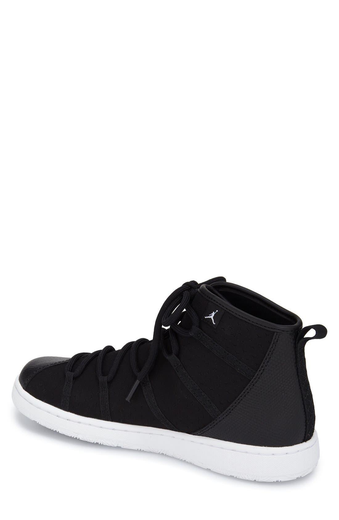 Jordan Galaxy' Sneaker,                             Alternate thumbnail 2, color,                             010