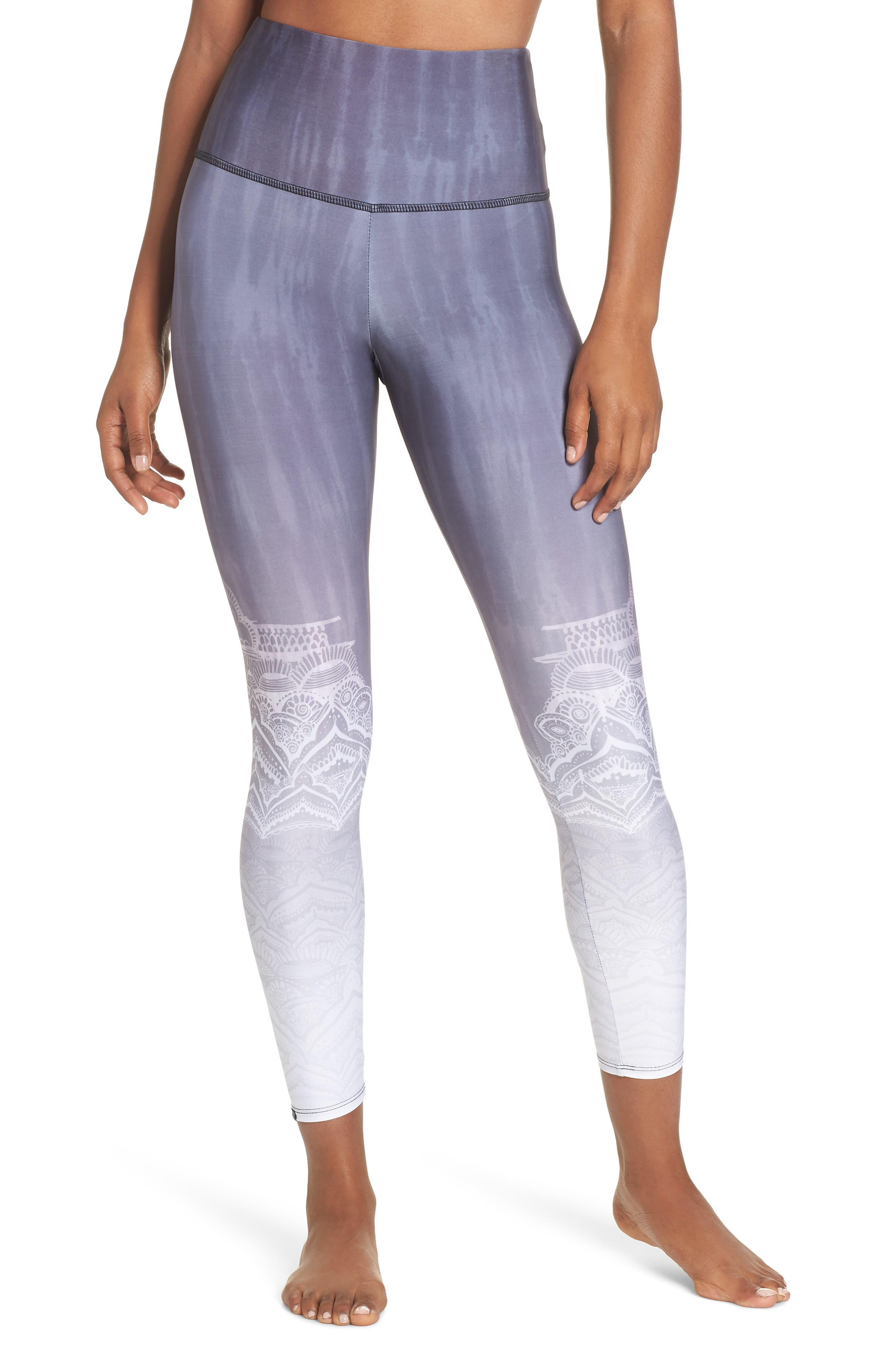 High Waist Leggings,                         Main,                         color, SACRED