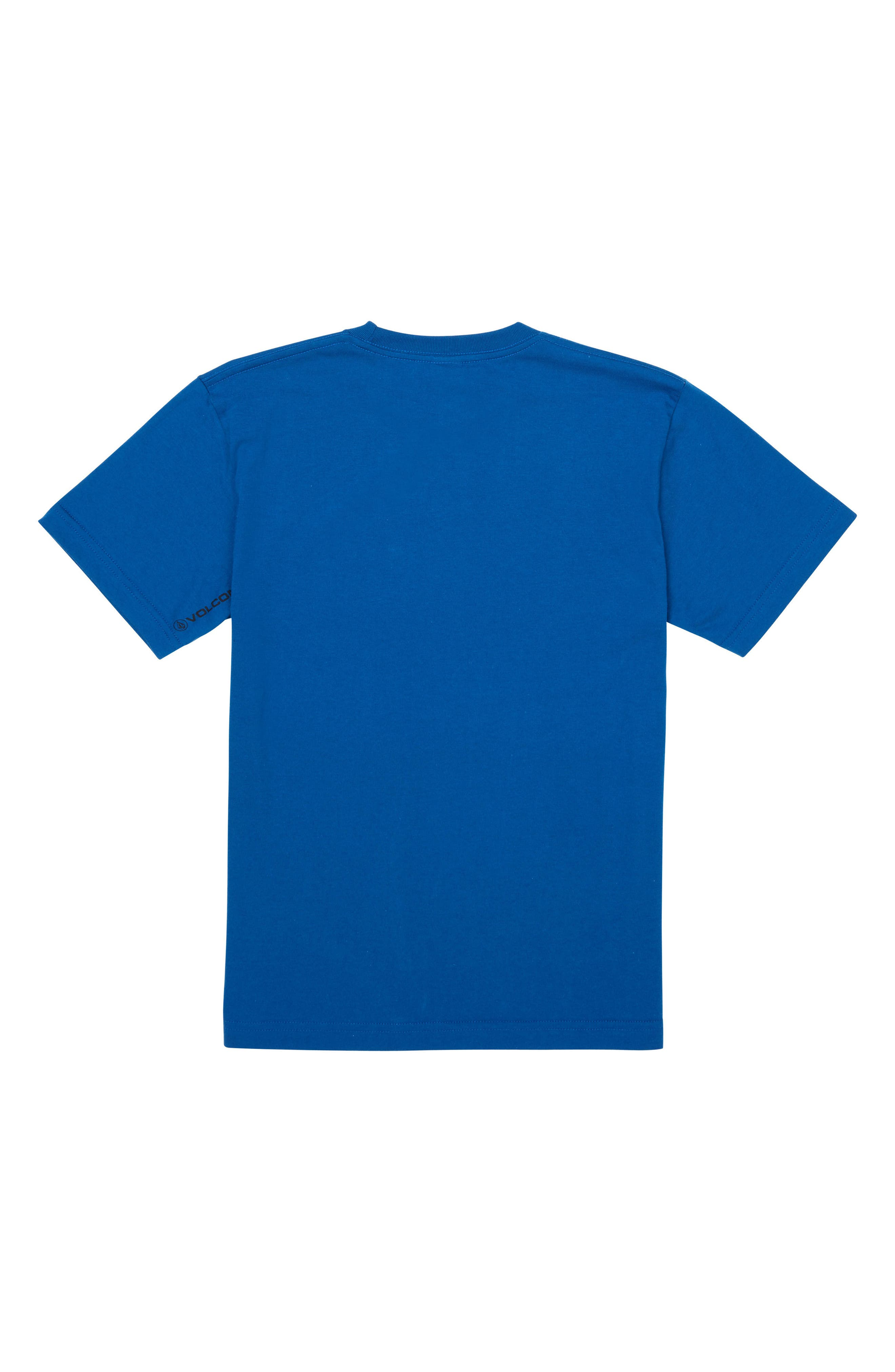 Glitchy Graphic T-Shirt,                             Alternate thumbnail 2, color,                             421