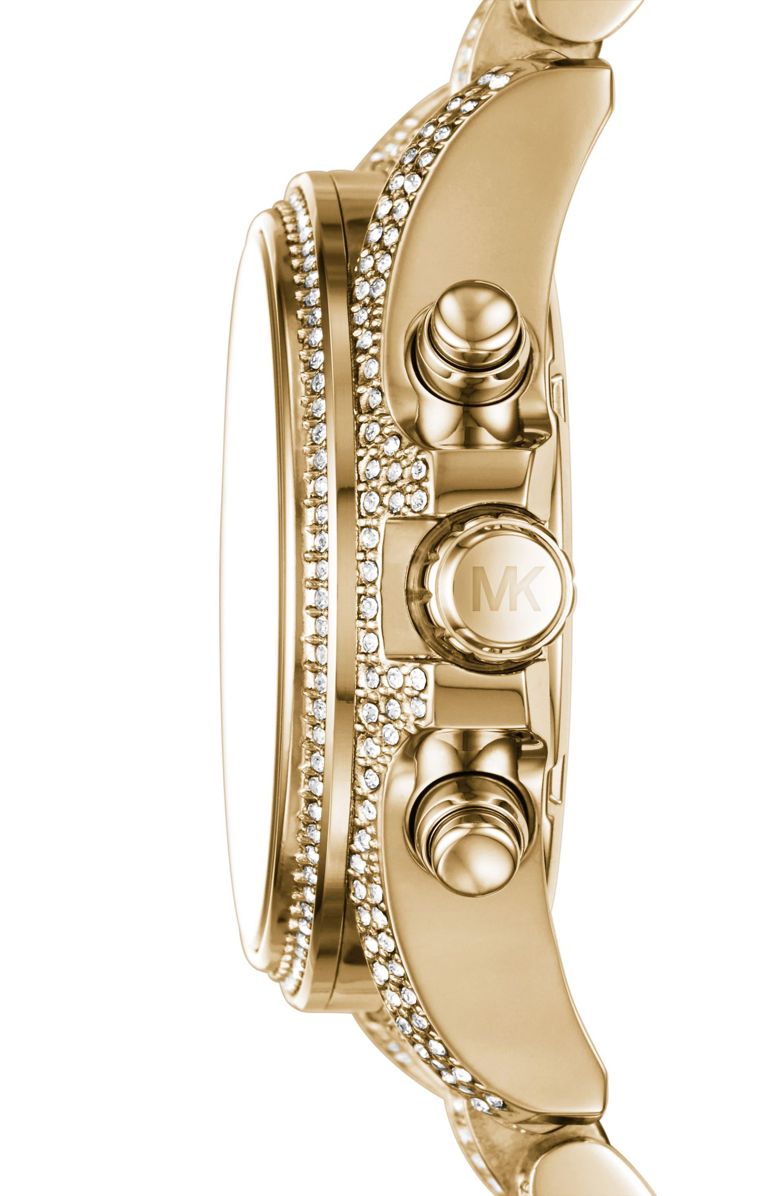Mini Bradshaw Bracelet Watch, 33mm,                             Alternate thumbnail 2, color,                             710