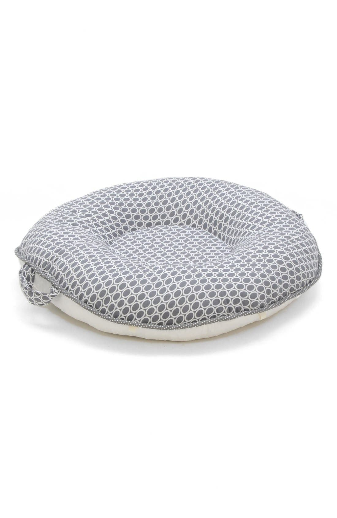 'Majestic' Portable Floor Pillow,                             Main thumbnail 1, color,                             020