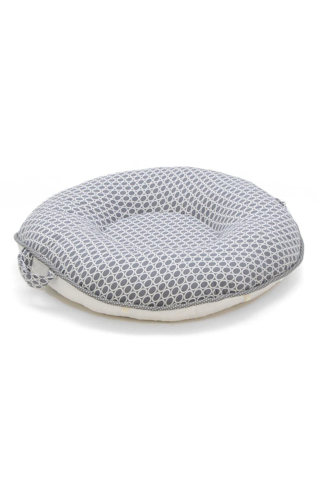 'Majestic' Portable Floor Pillow,                         Main,                         color, 020