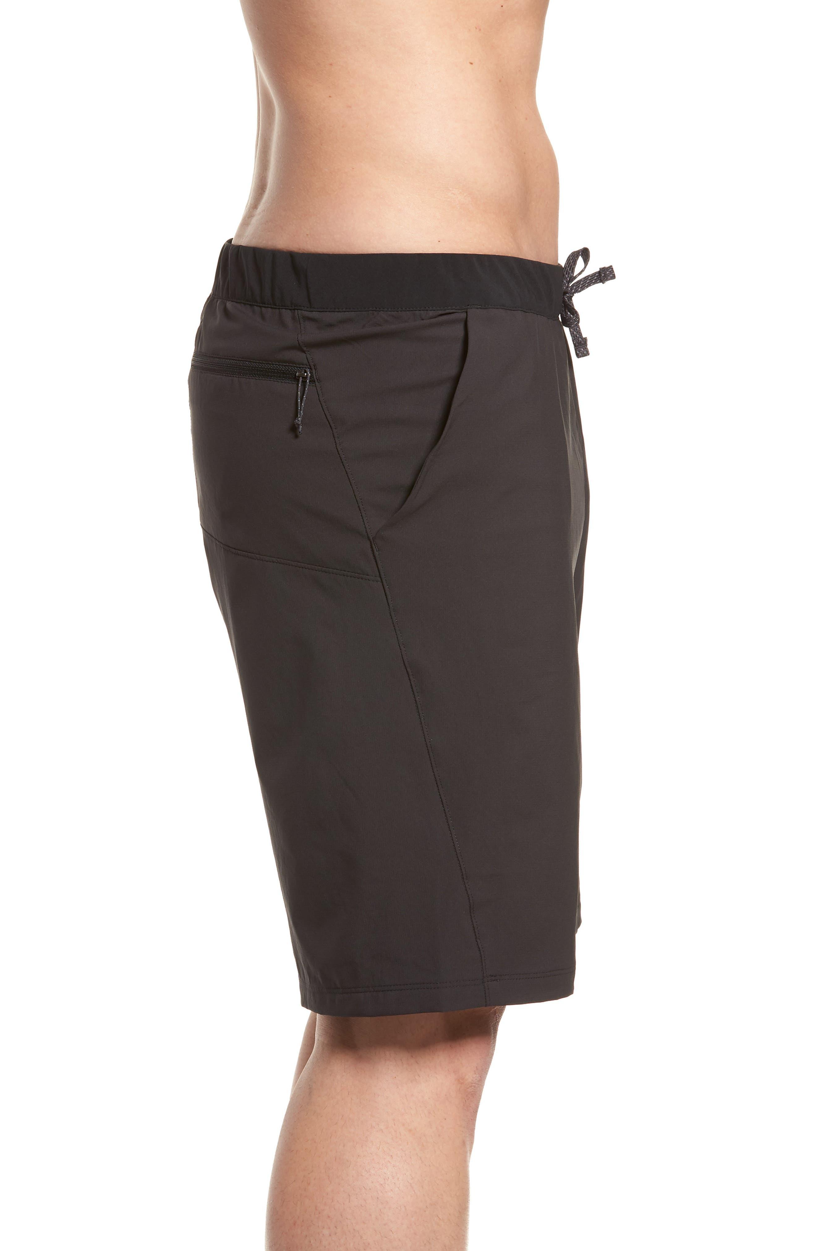 Terrebonne Shorts,                             Alternate thumbnail 3, color,                             001