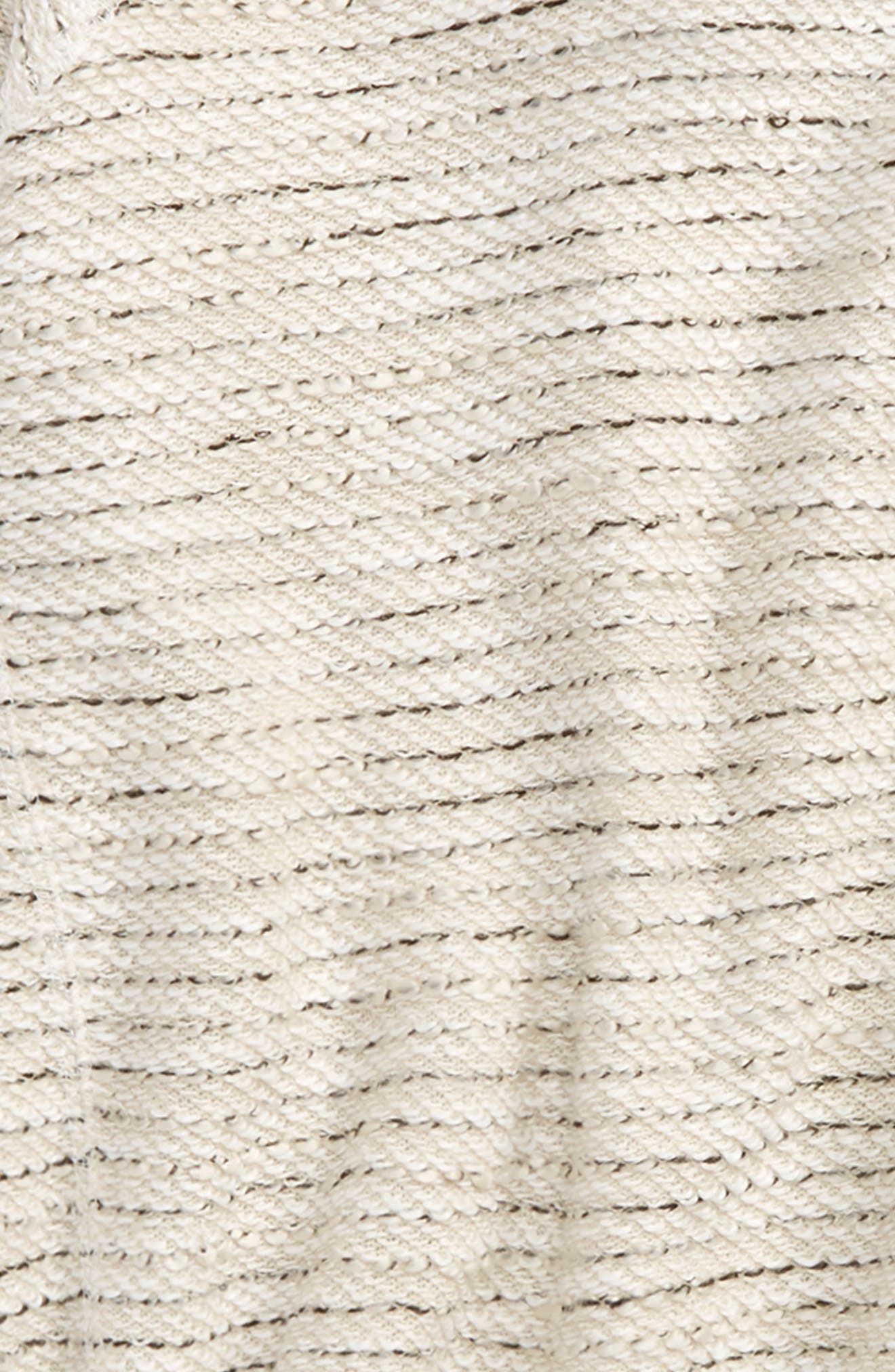 Aspen Stripe Hoodie,                             Alternate thumbnail 4, color,