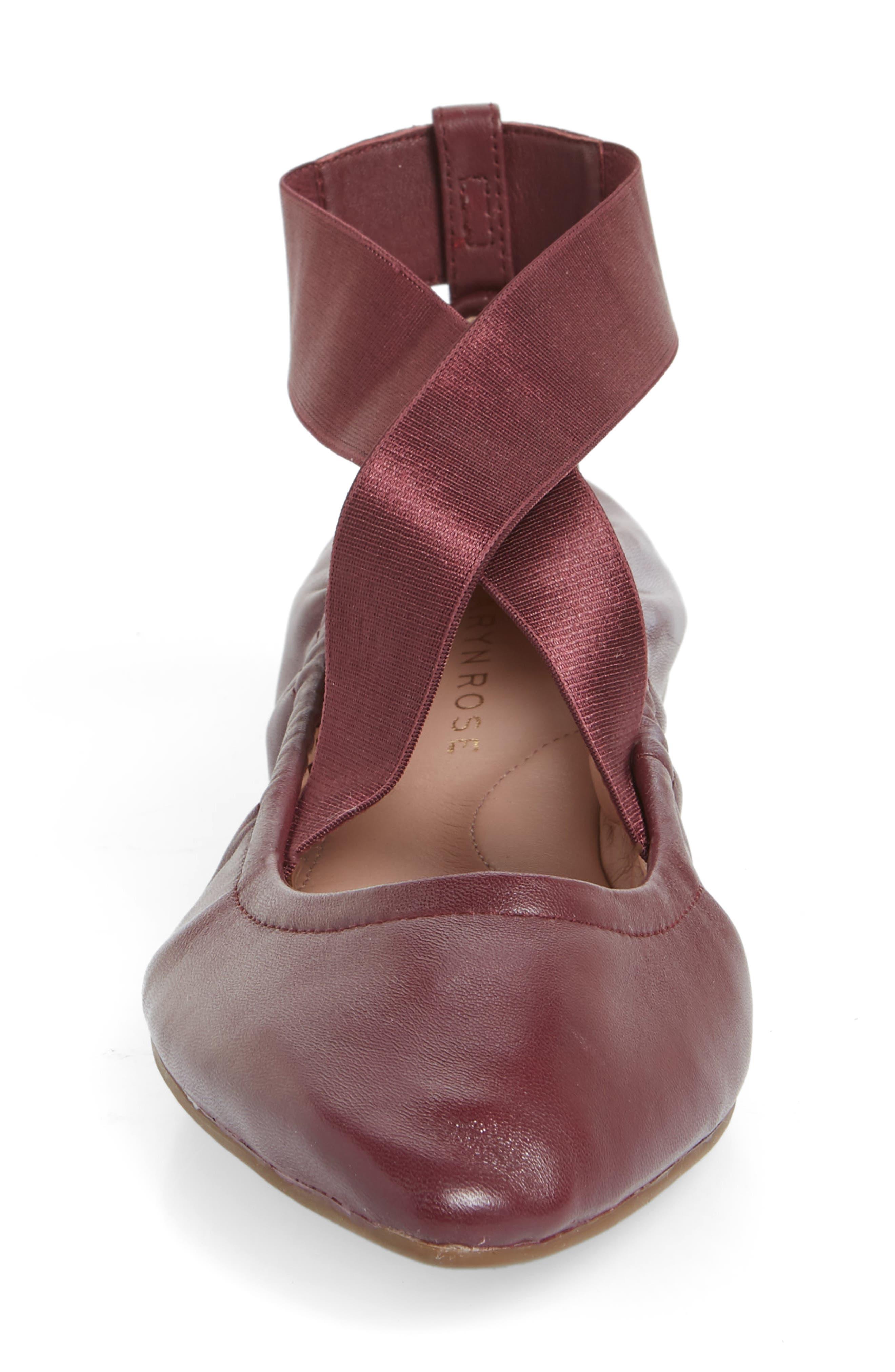Edina Strappy Ballet Flat,                             Alternate thumbnail 20, color,