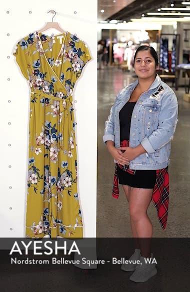 Floral Jumpsuit, sales video thumbnail