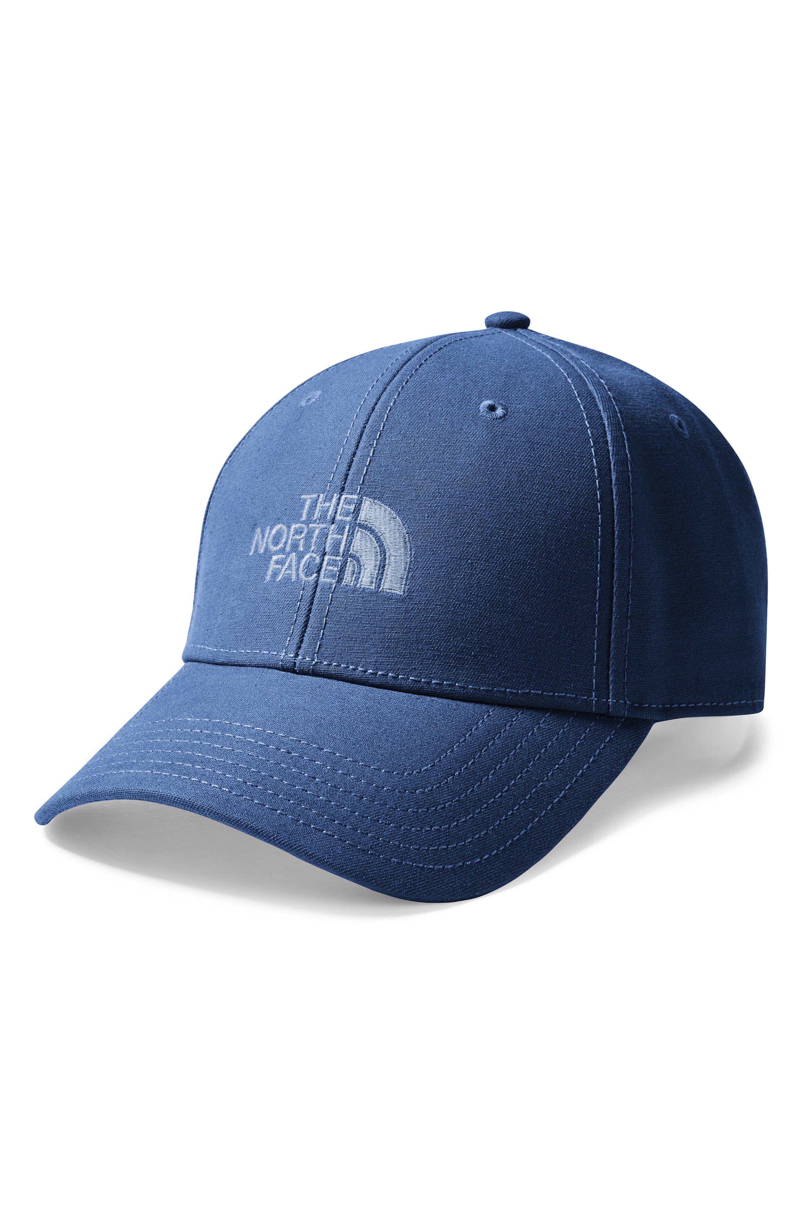 66 Classic Cap,                         Main,                         color, SHADY BLUE/ GULL BLUE