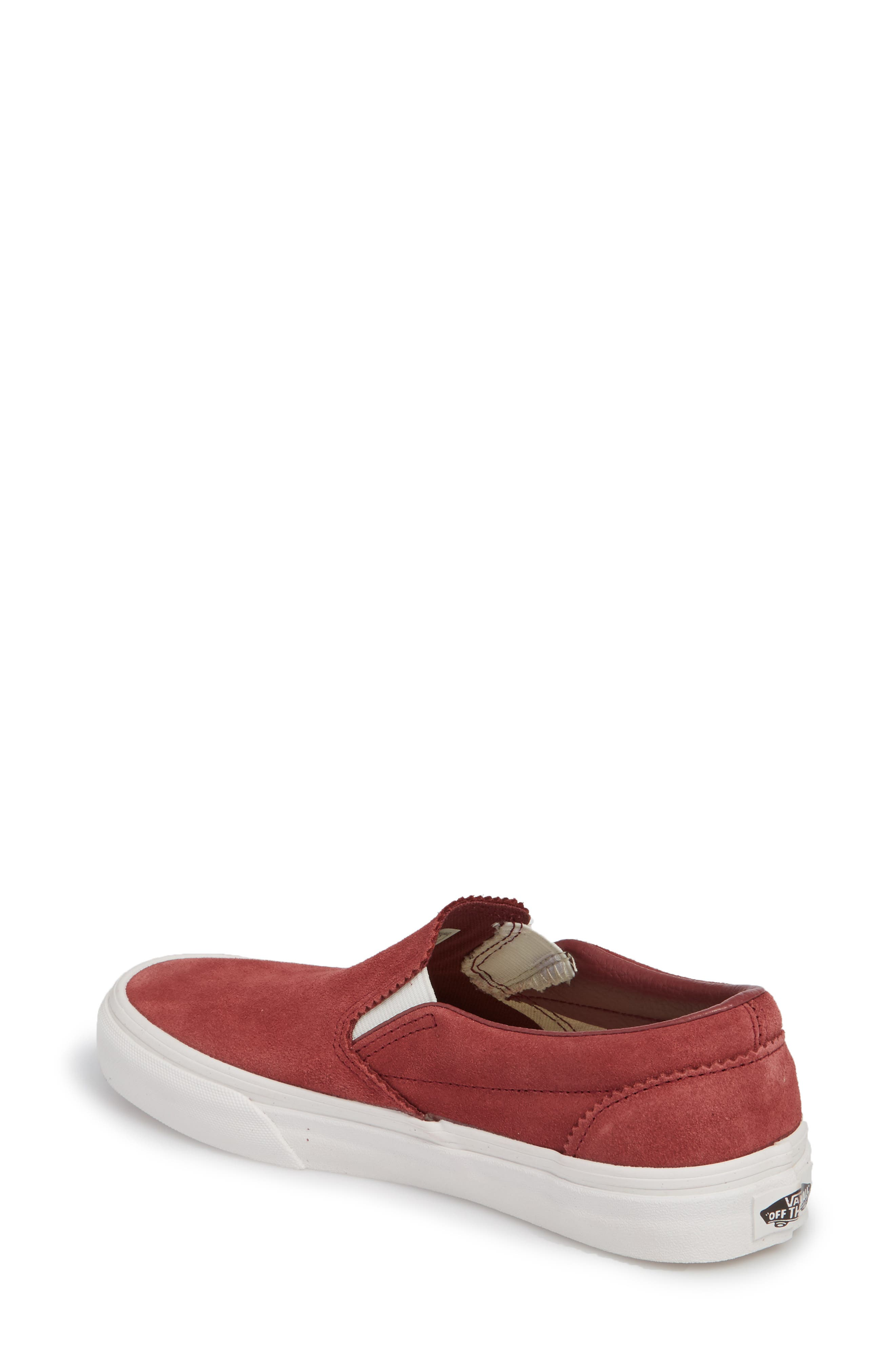 Classic Slip-On Sneaker,                             Alternate thumbnail 116, color,