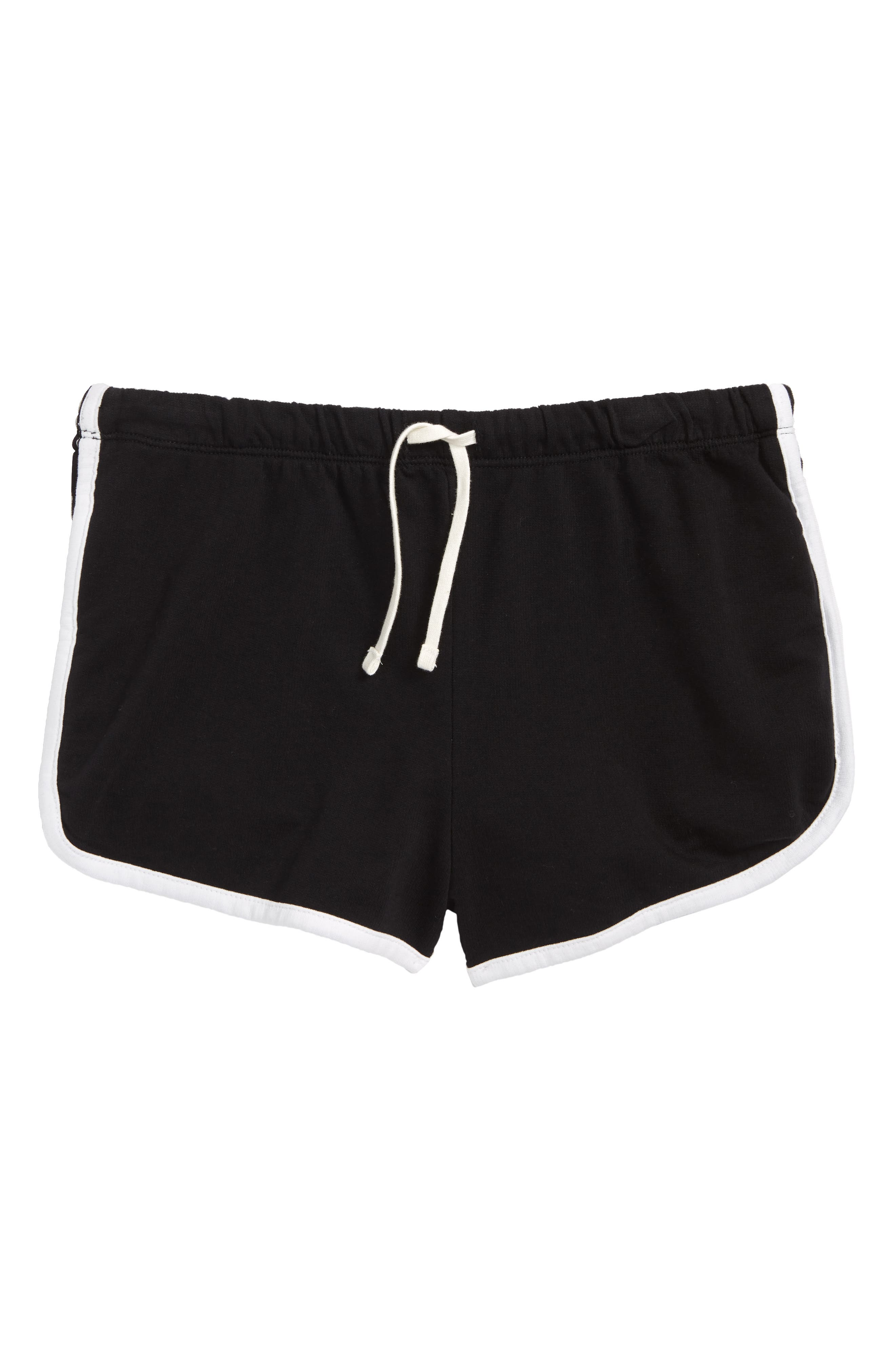 Cotton Dolphin Shorts,                             Main thumbnail 1, color,                             001