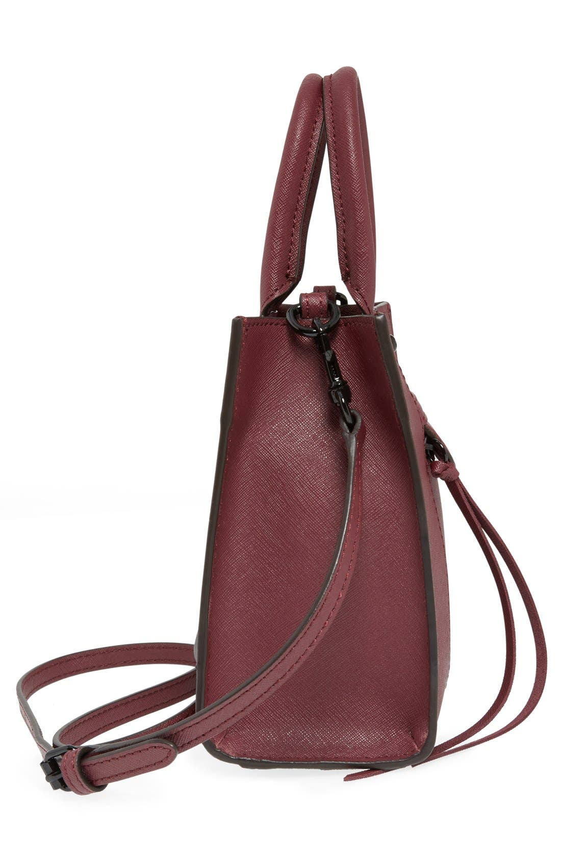 'Mini MAB Tote' Crossbody Bag,                             Alternate thumbnail 137, color,