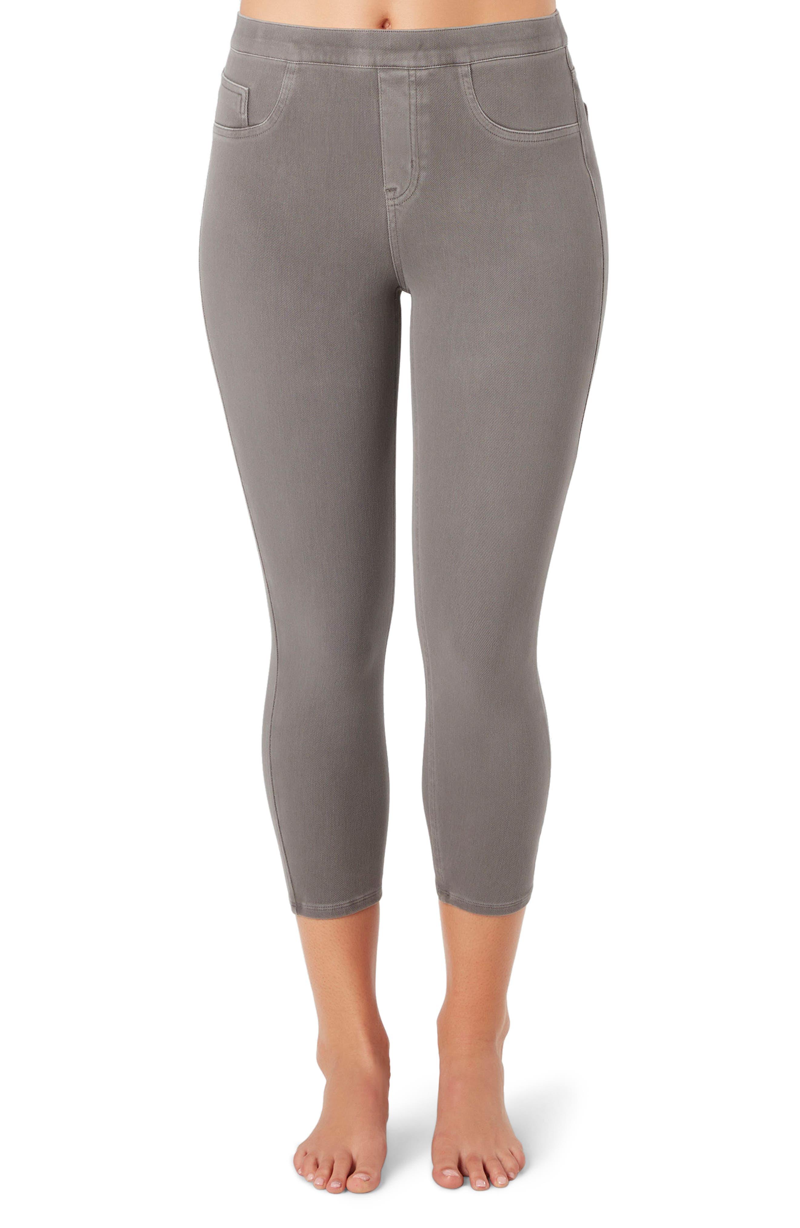 Crop Jean-ish Leggings,                         Main,                         color,