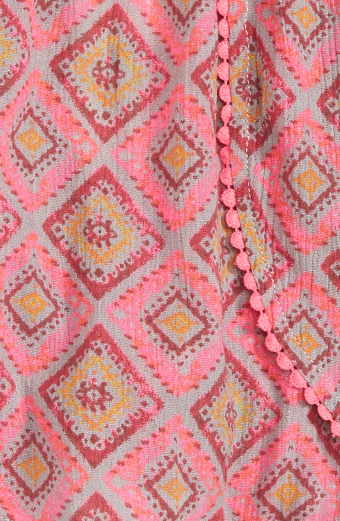 Print Shorts,                             Main thumbnail 1, color,                             660