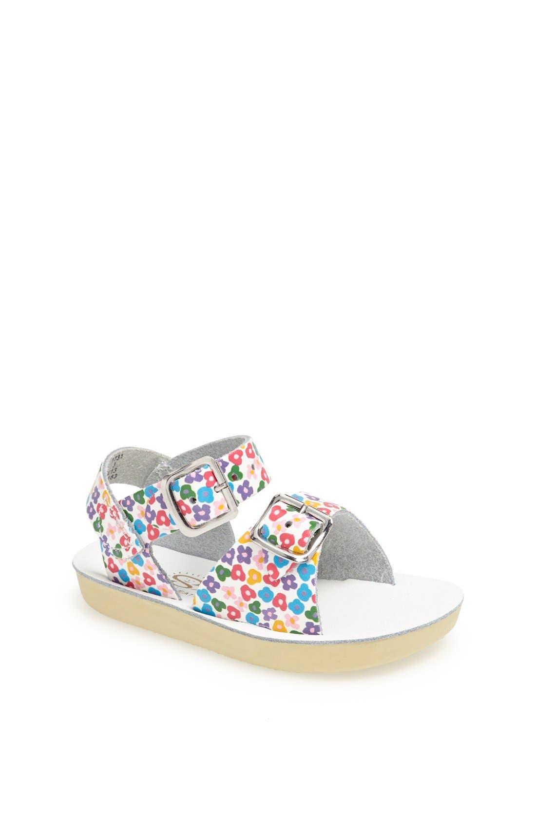 Hoy Shoe Salt-Water<sup>®</sup> Sandals 'Surfer' Sandal,                             Main thumbnail 1, color,                             100