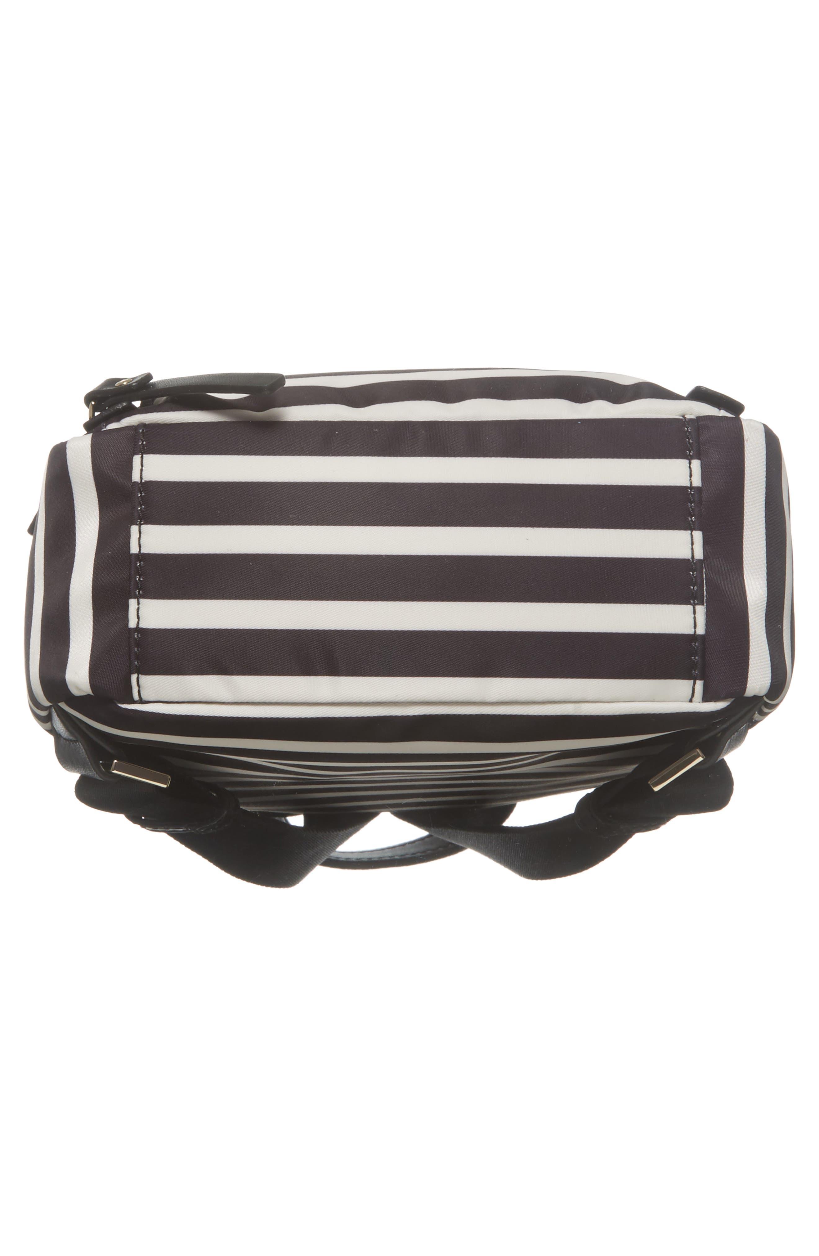 watson lane - small hartley nylon backpack,                             Alternate thumbnail 6, color,                             001