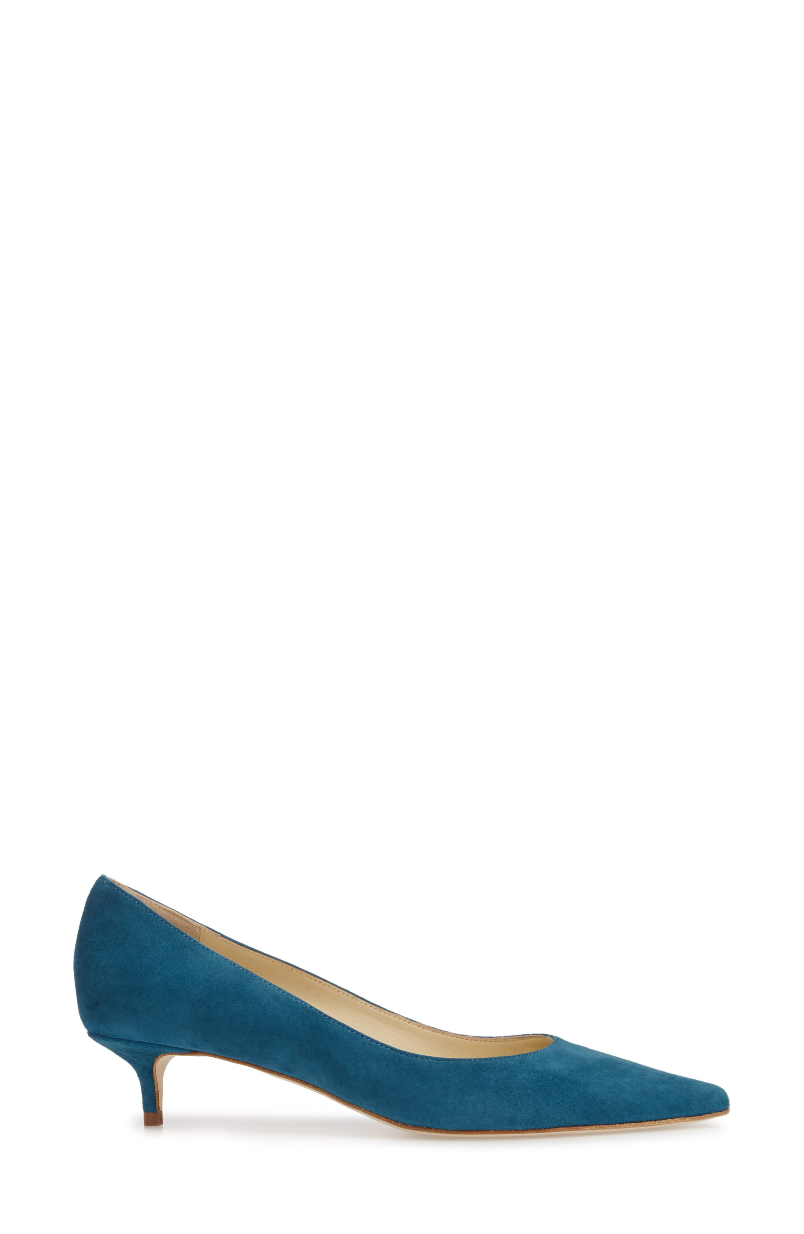 Butter Born Pointy Toe Pump,                             Alternate thumbnail 19, color,