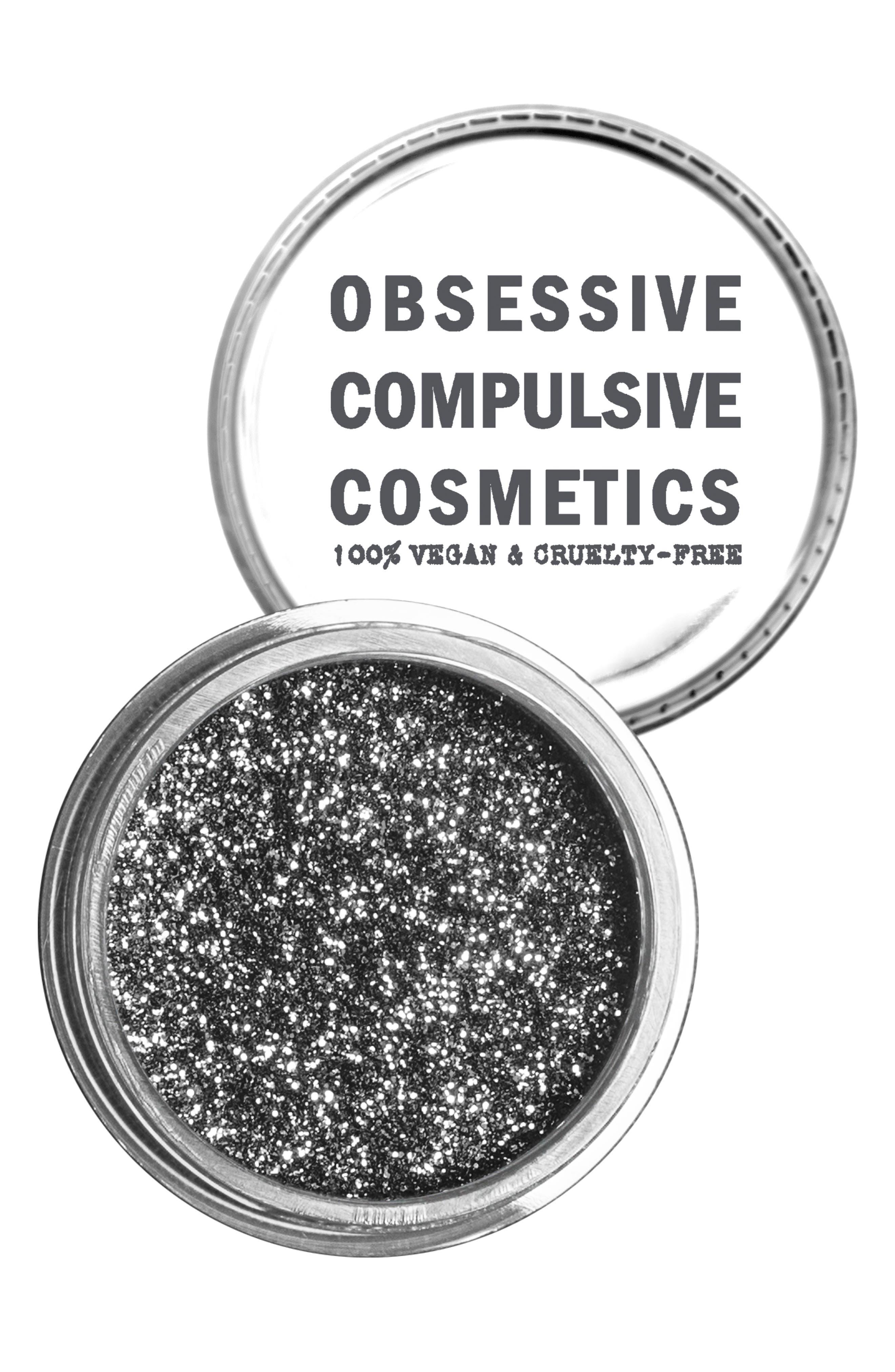 Cosmetic Glitter,                             Alternate thumbnail 2, color,                             SLATE
