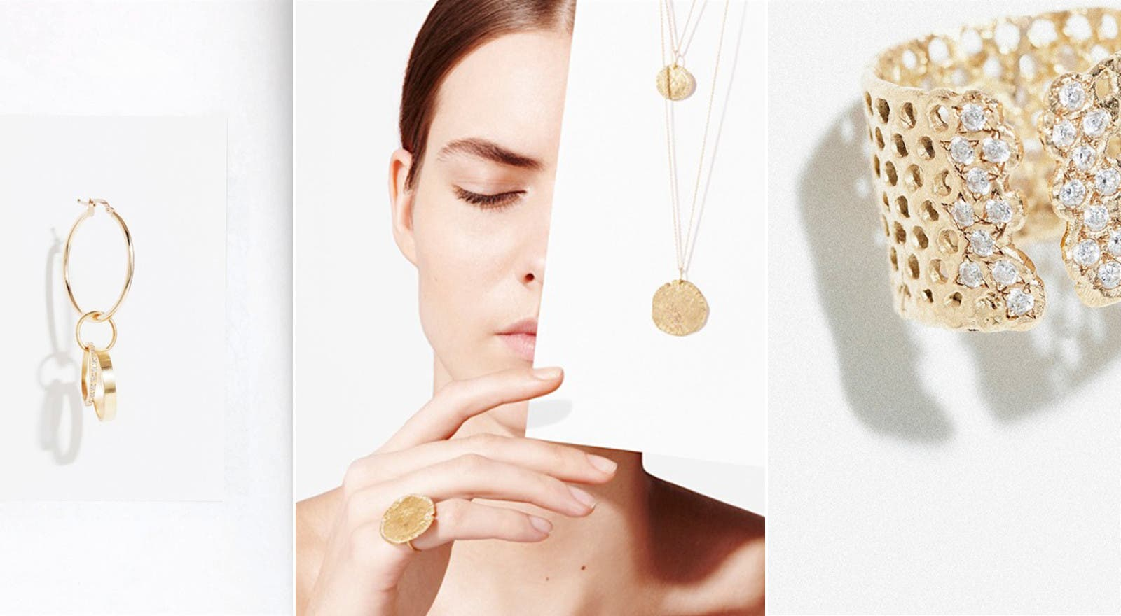 Lara Melchior jewelry.
