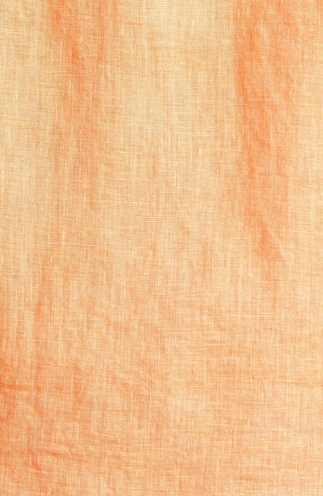 Seaglass Breezer Short Sleeve Linen Sport Shirt,                             Alternate thumbnail 36, color,