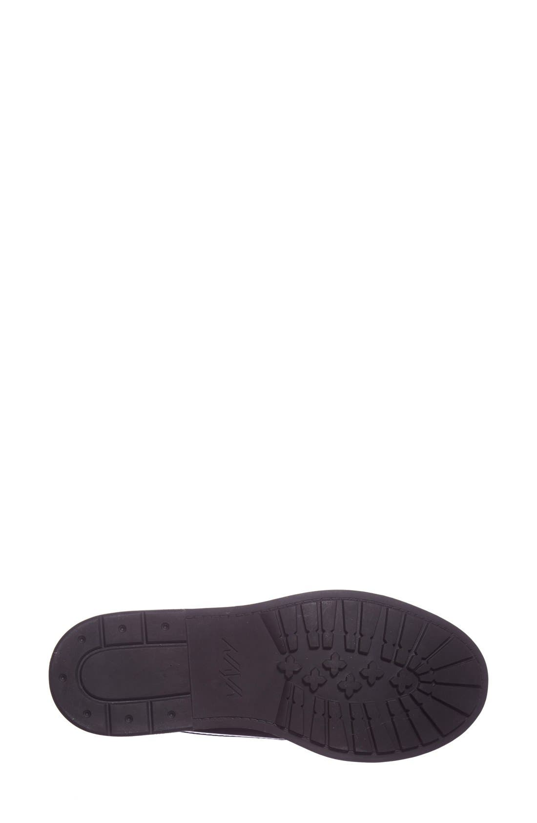 NAYA,                             'Renata' Hand Finished Leather Boot,                             Alternate thumbnail 4, color,                             001