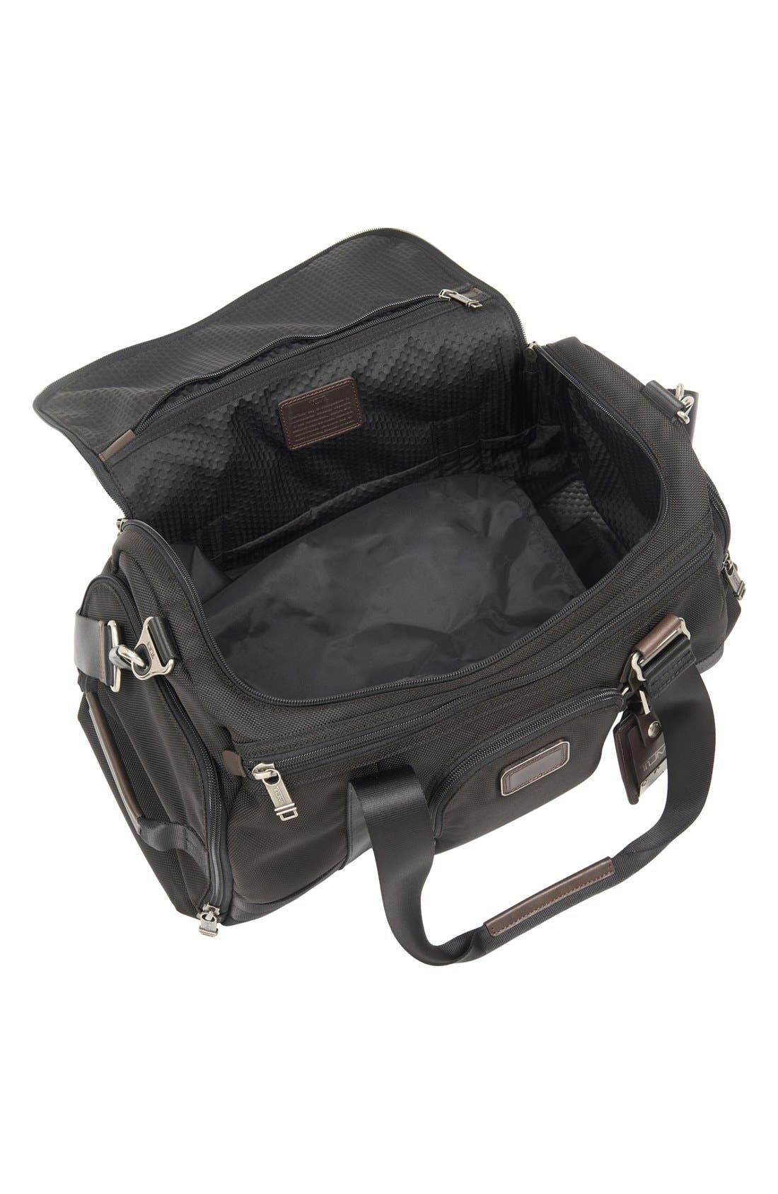 'Alpha Bravo - Maxwell' Duffel Bag,                             Alternate thumbnail 5, color,                             001