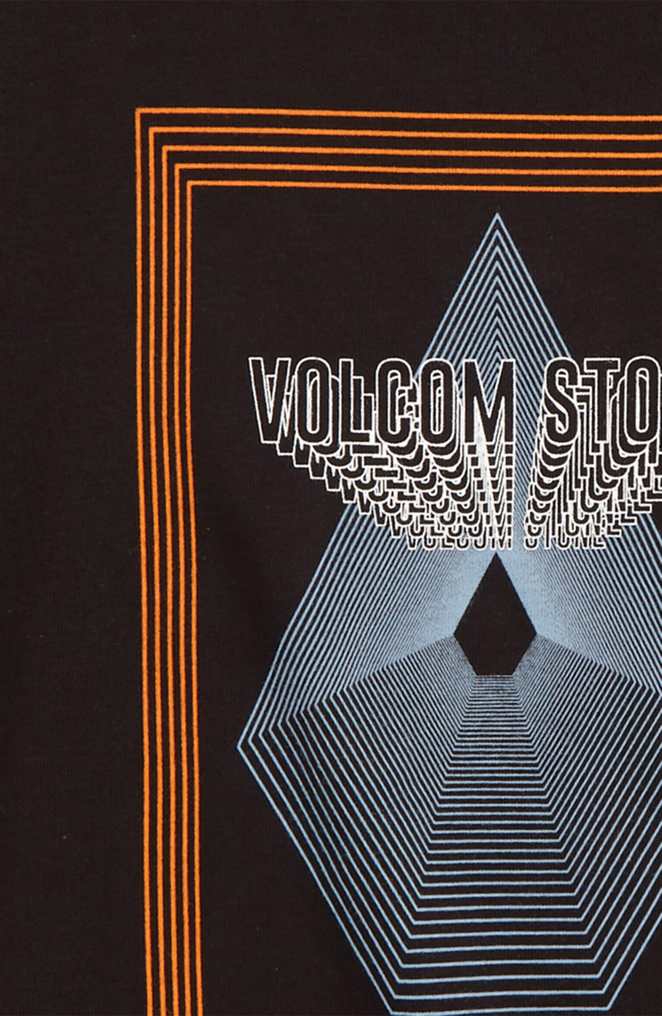 Brighten Graphic T-Shirt,                             Alternate thumbnail 2, color,                             001