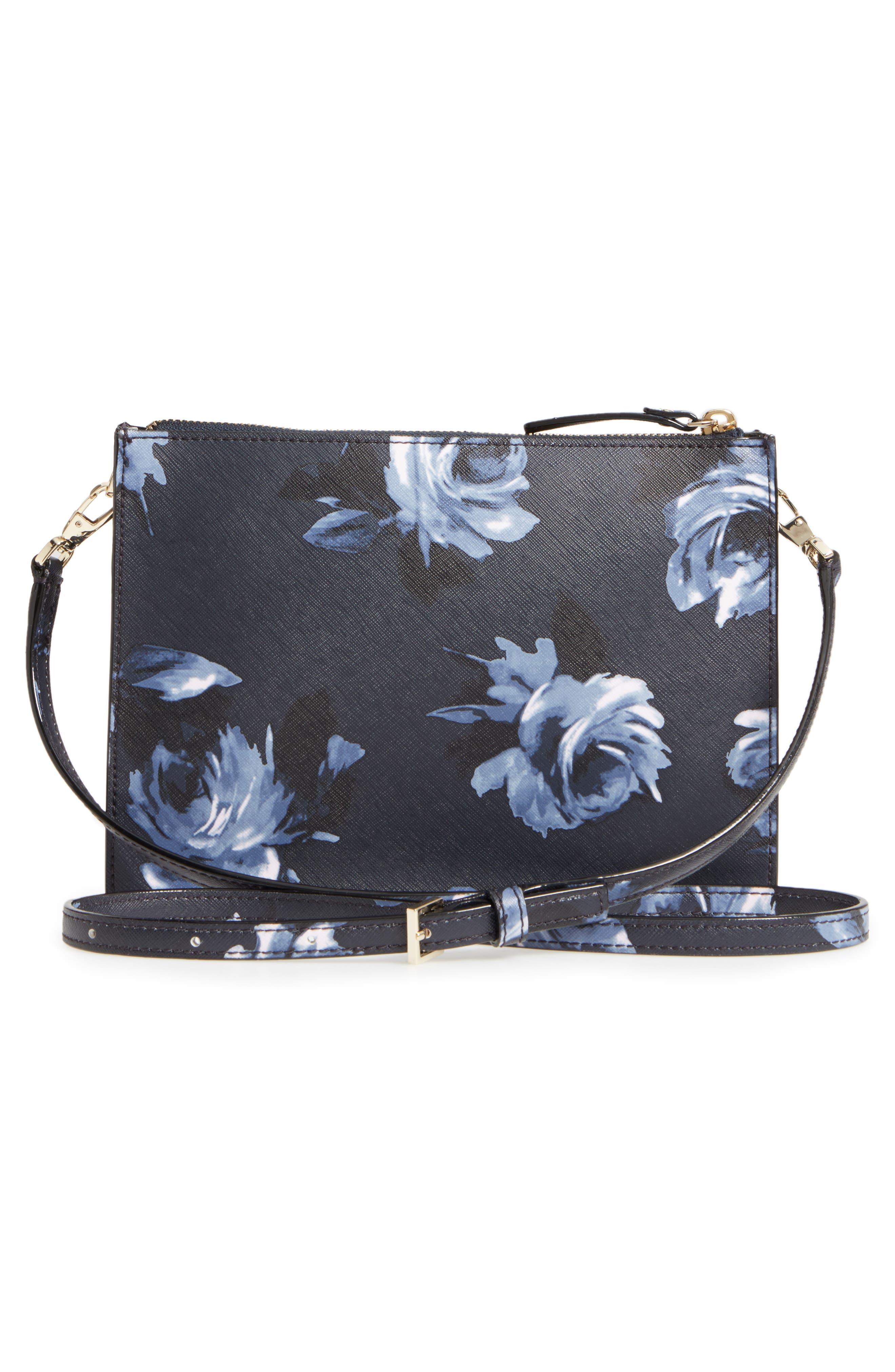 cameron street clarise leather shoulder bag,                             Alternate thumbnail 3, color,                             458