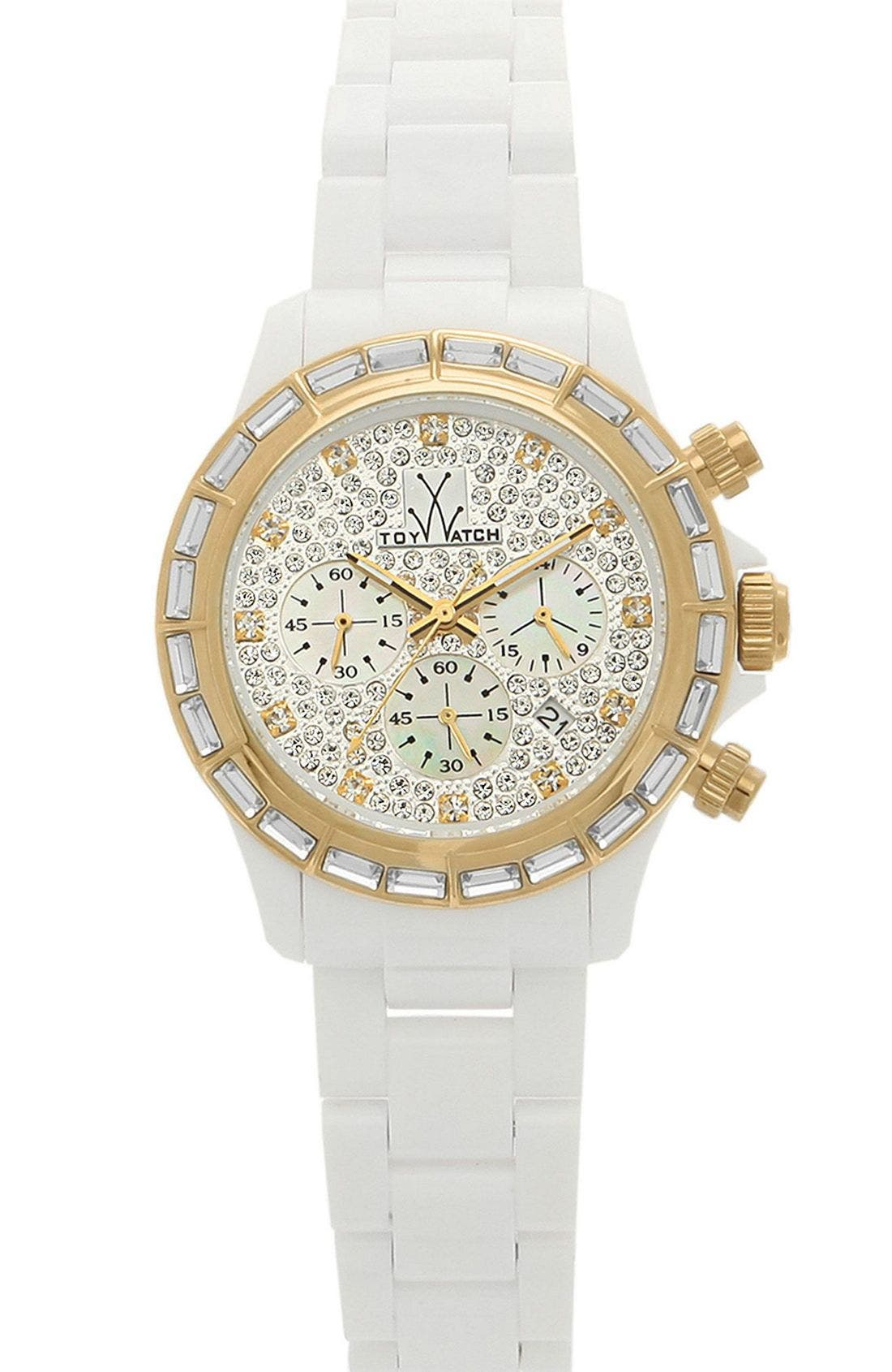 TOYWATCH 'Luxury Plasteramic' Watch, Main, color, 710