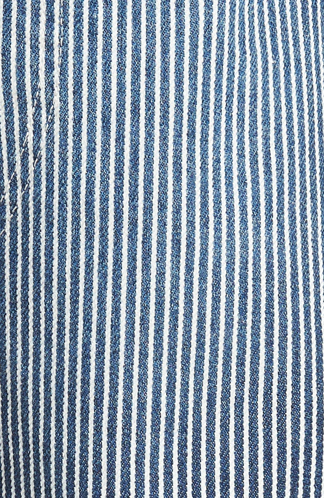 3D Slim Pants,                             Alternate thumbnail 5, color,                             420