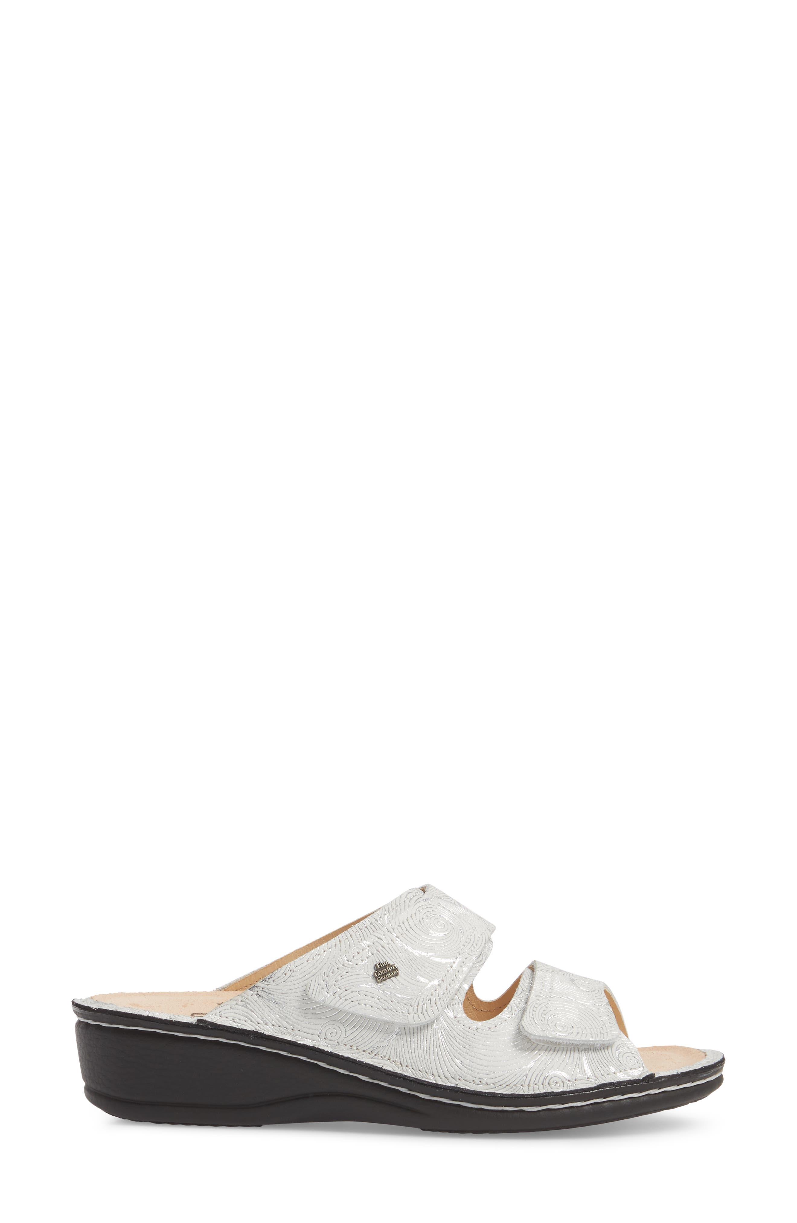 FINN COMFORT,                             'Jamaica' Sandal,                             Alternate thumbnail 3, color,                             100