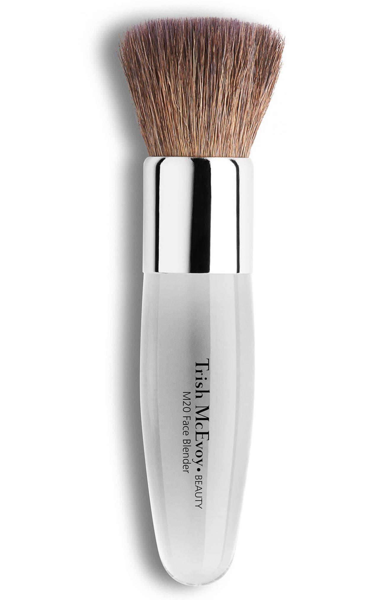 #M20 Face Blender Brush,                             Main thumbnail 1, color,                             000