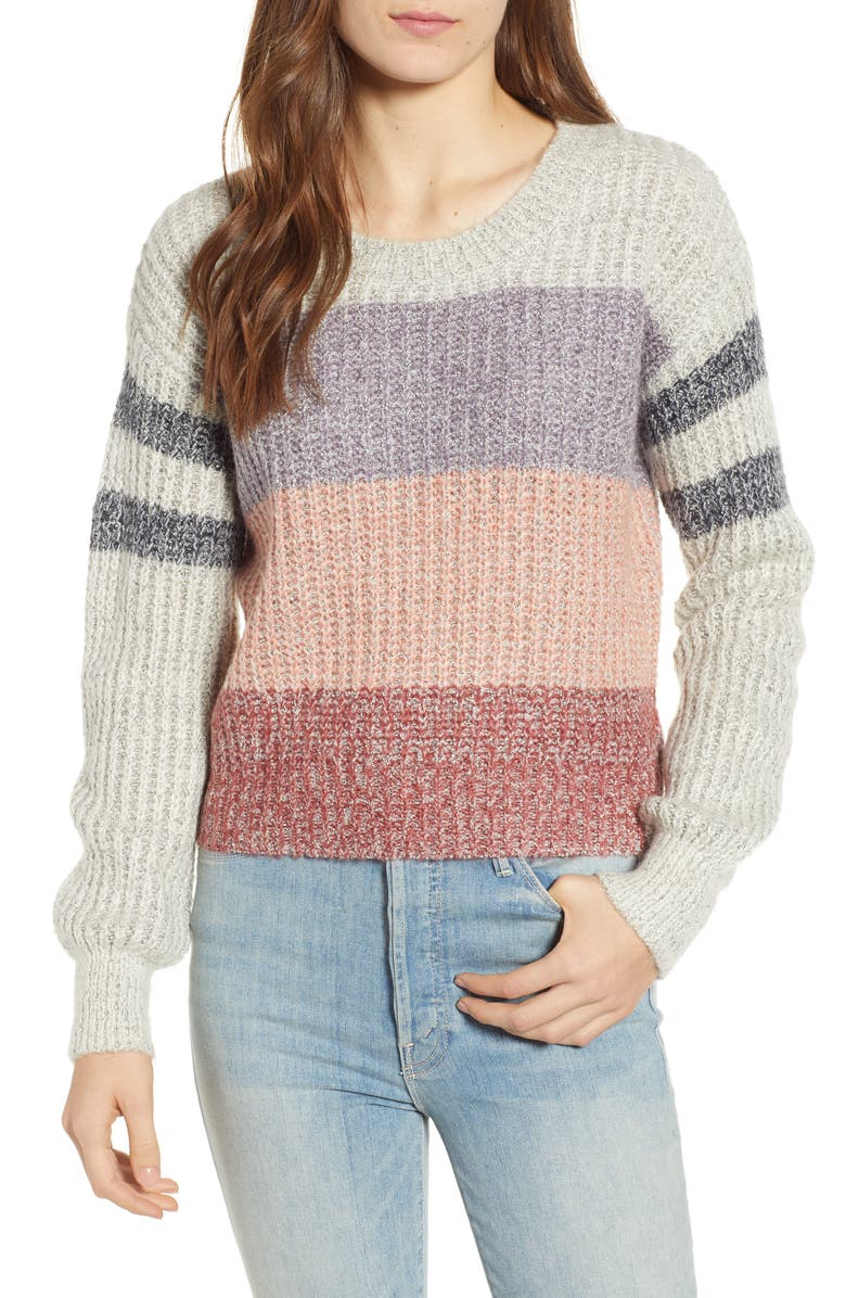 Heartloom ELISE STRIPE SWEATER