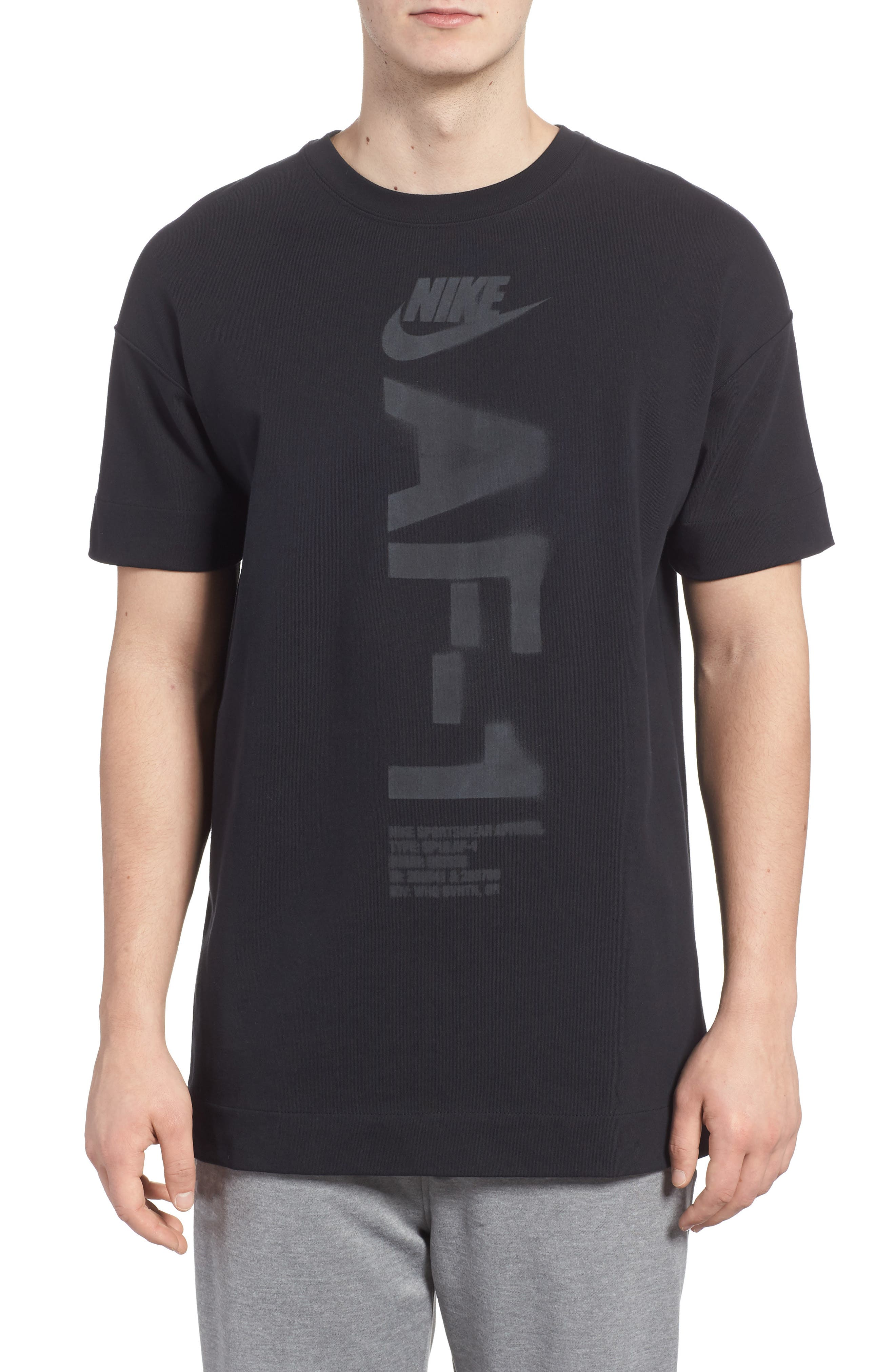 NSW Heavyweight AF-1 T-Shirt,                             Main thumbnail 1, color,                             010