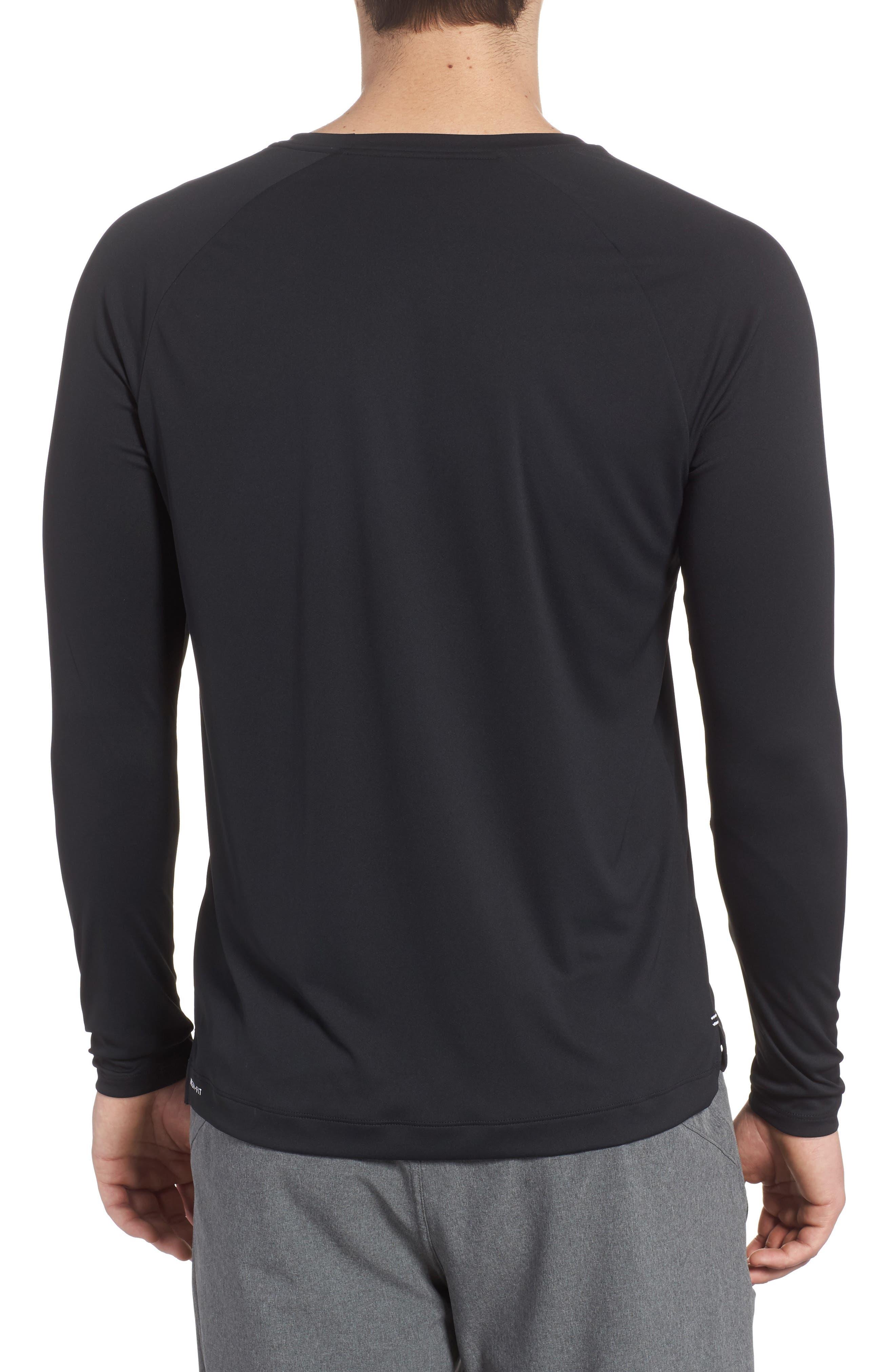 Icon Surf Shirt,                             Alternate thumbnail 2, color,                             010