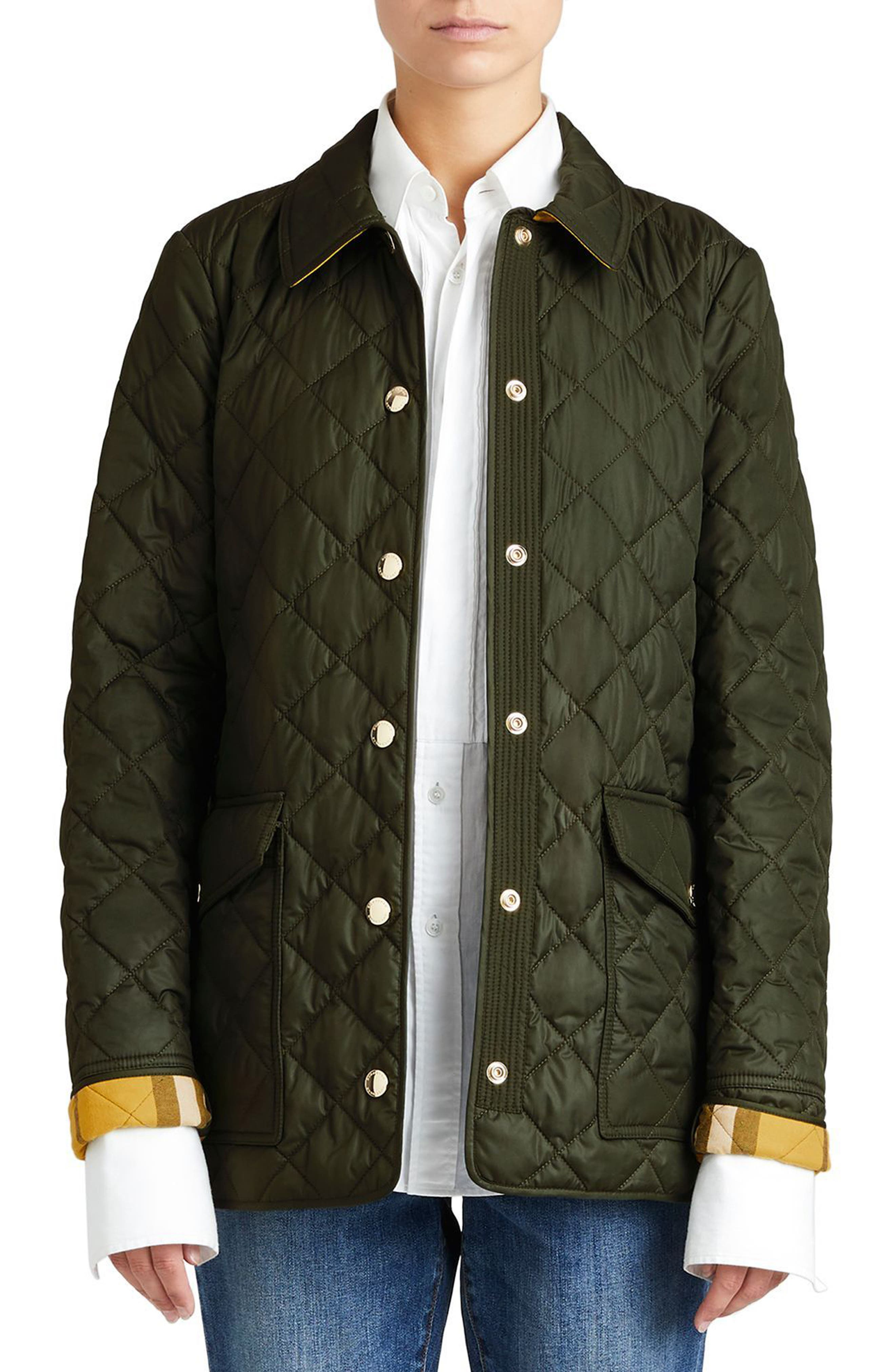 Westbridge Quilted Jacket,                             Main thumbnail 1, color,                             311