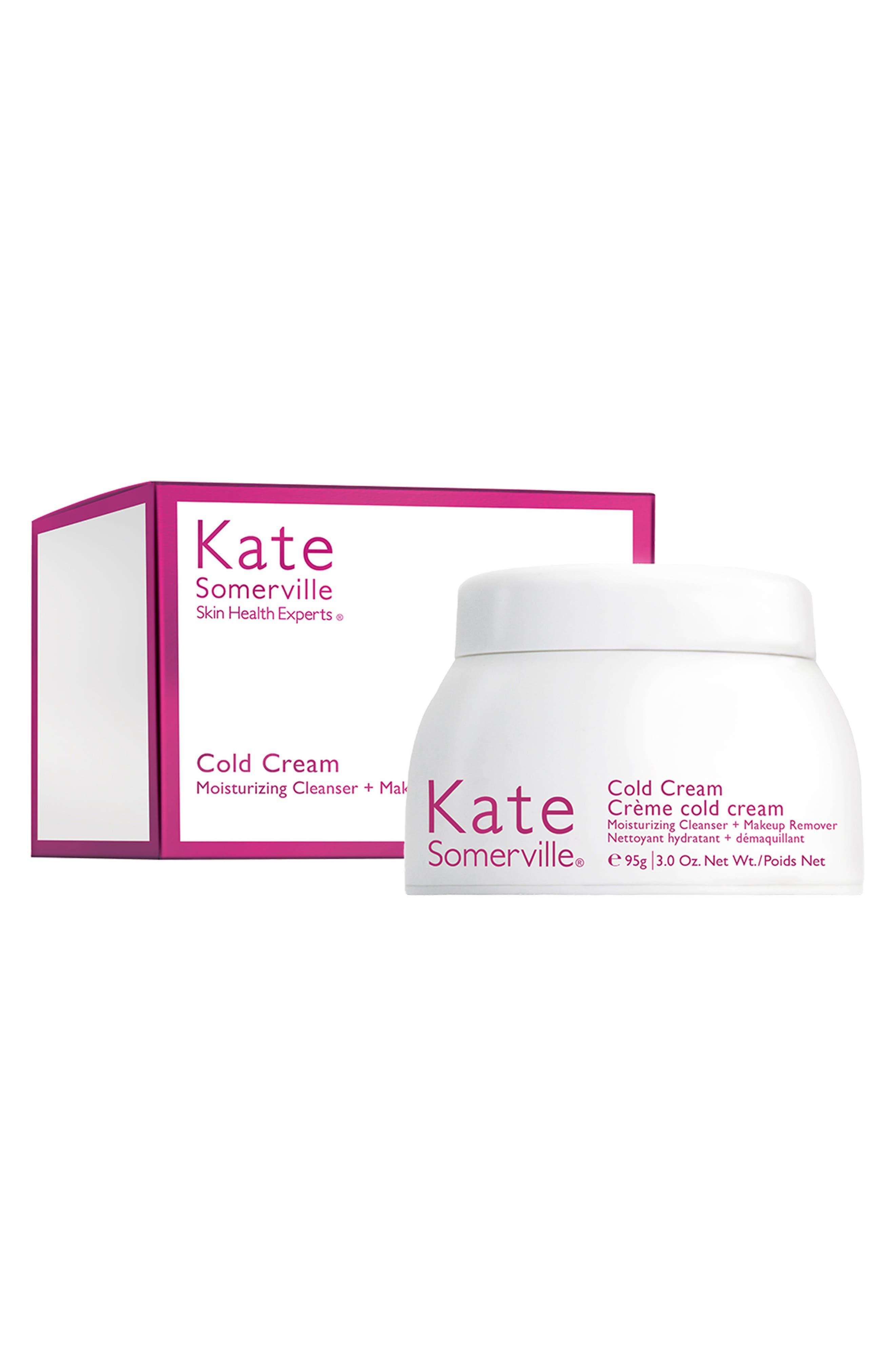 Cold Cream Moisturizing Cleanser + Makeup Remover,                             Alternate thumbnail 2, color,                             NO COLOR