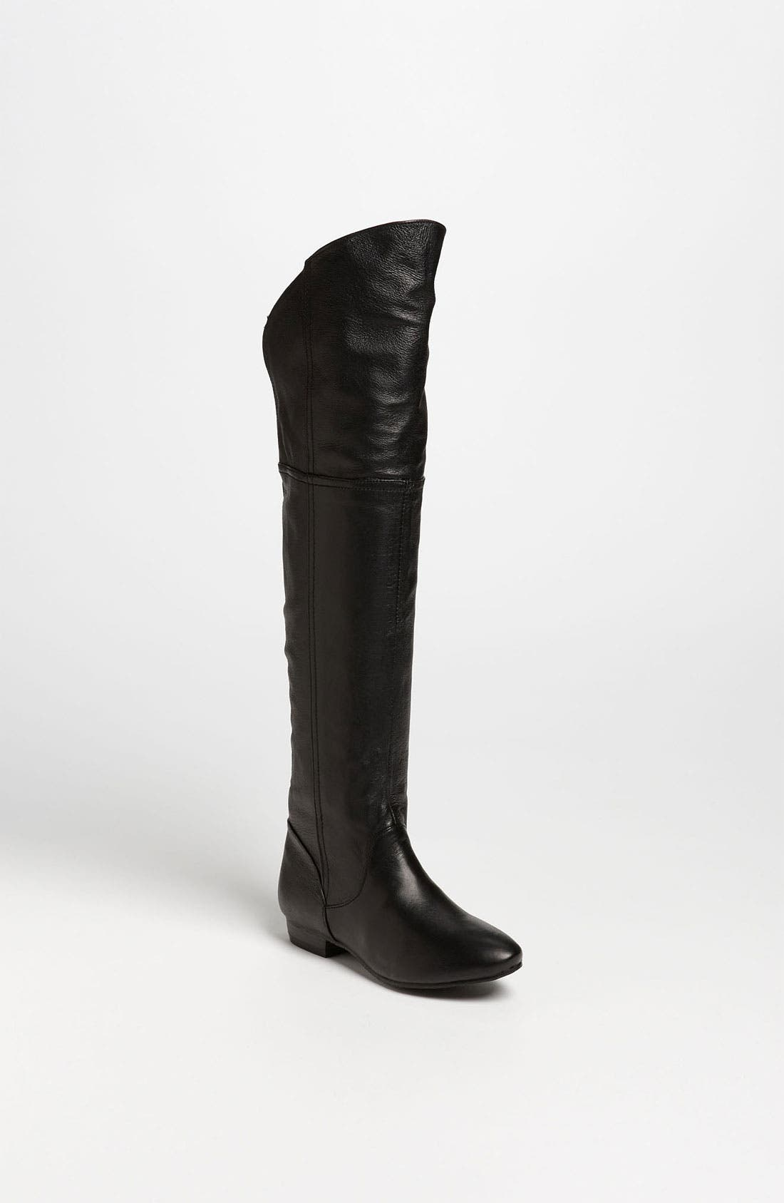 'South Bay' Over the Knee Boot,                             Main thumbnail 1, color,                             001