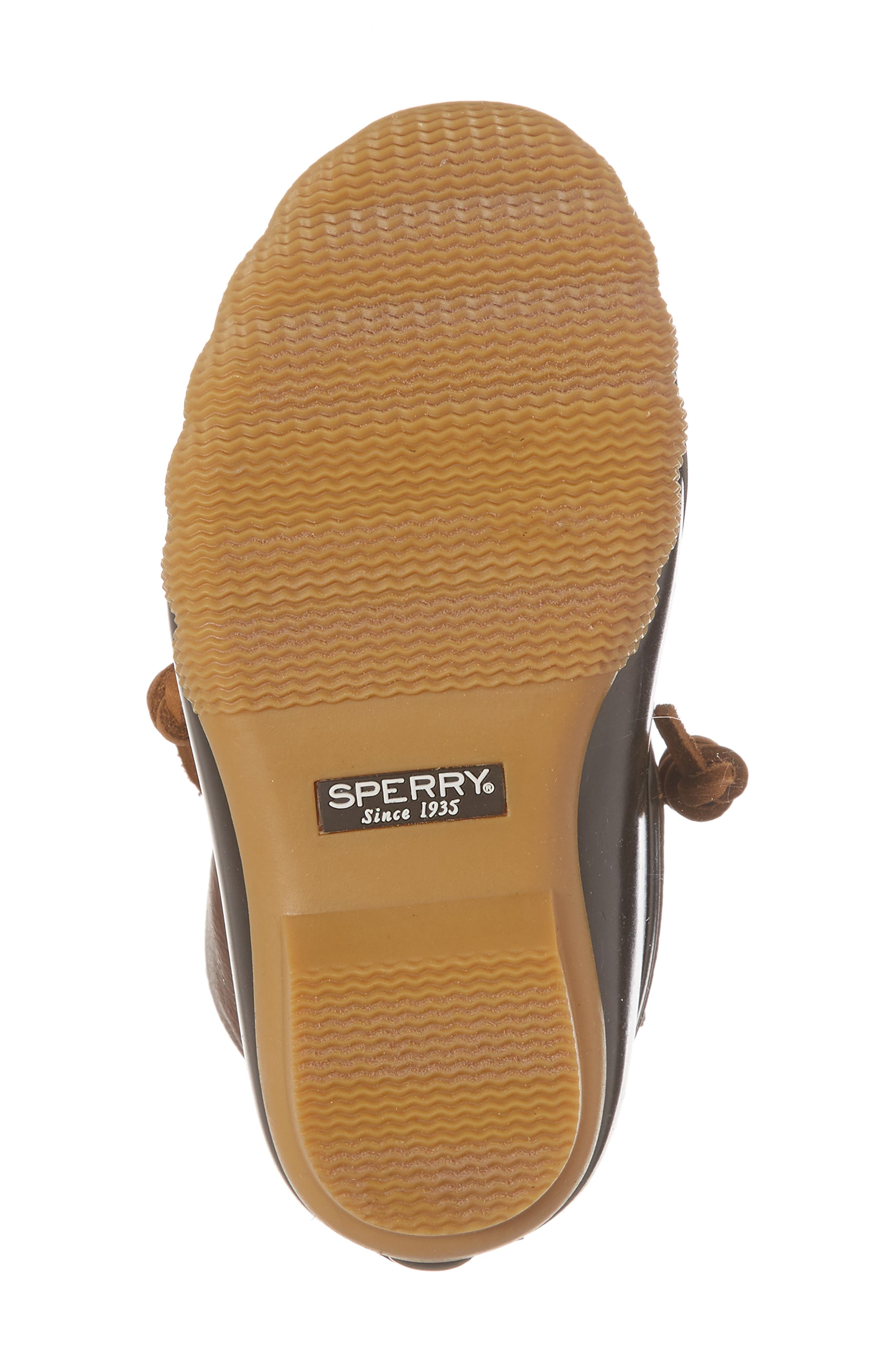 Saltwater Duck Boot,                             Alternate thumbnail 6, color,                             BROWN/ BROWN