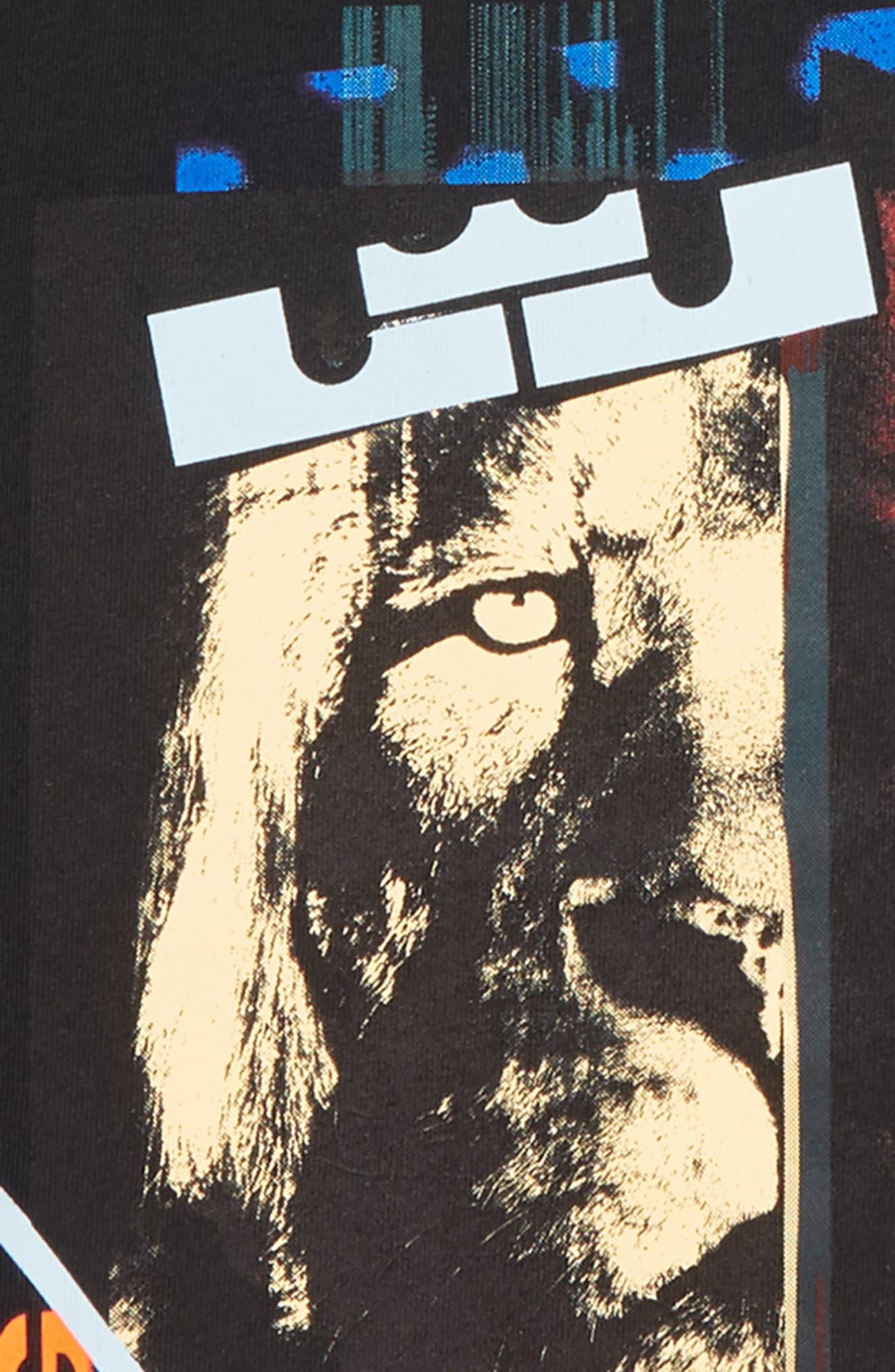 Dry LeBron James Graphic T-Shirt,                             Alternate thumbnail 2, color,                             010