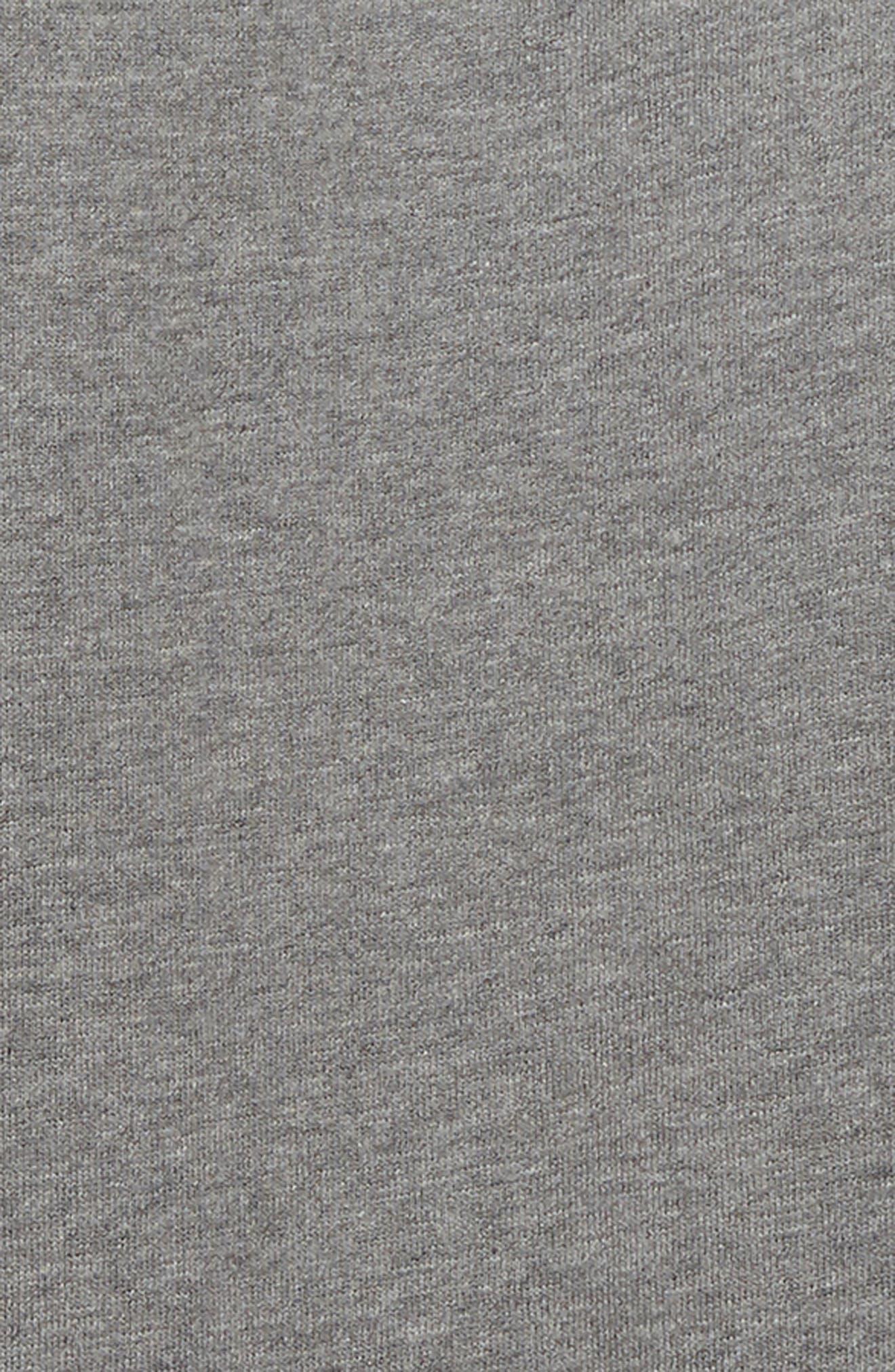Reverse Weave Jogger Pants,                             Alternate thumbnail 2, color,                             OXFORD HEATHER