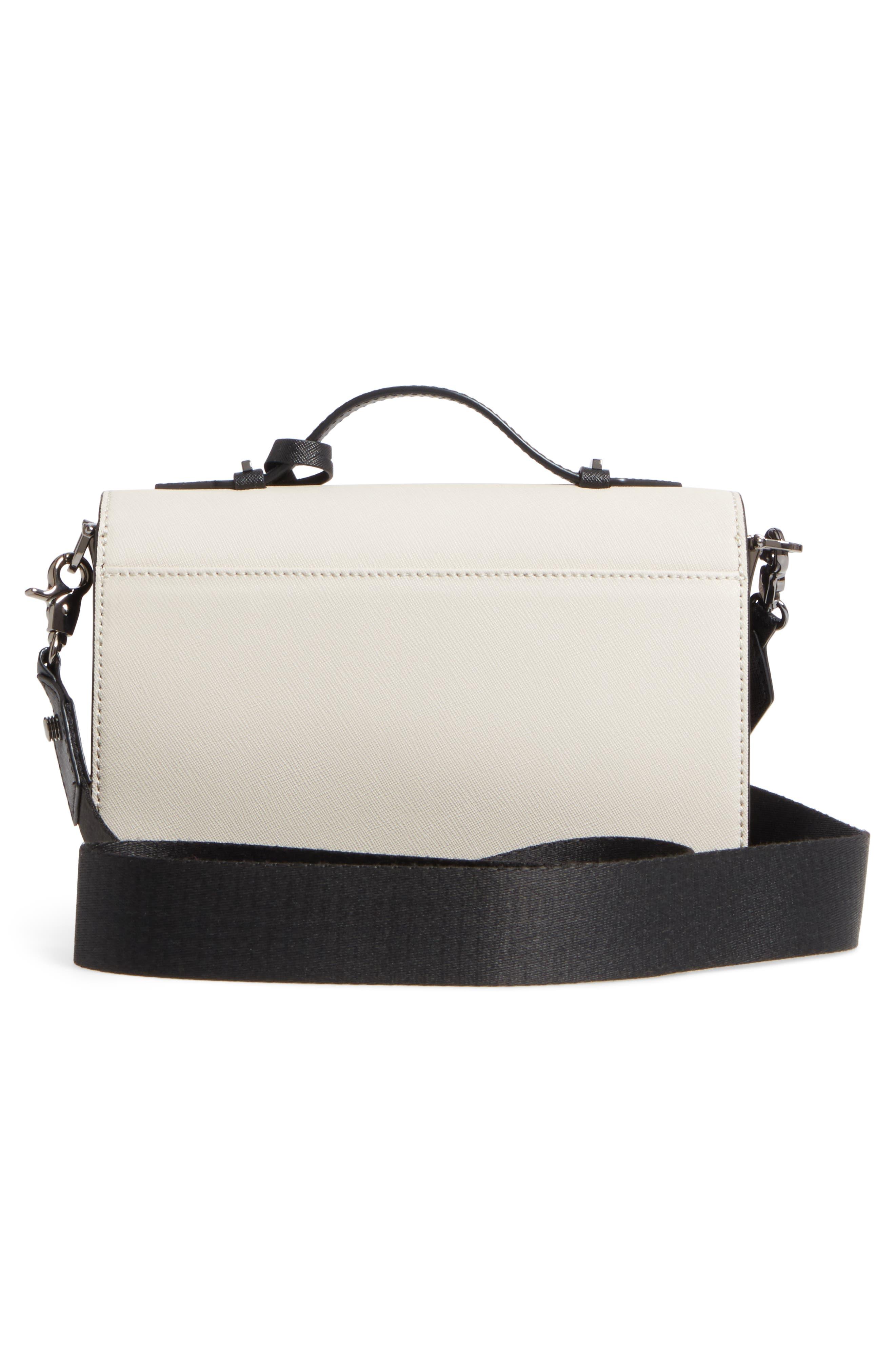 Cobble Hill Leather Crossbody Bag,                             Alternate thumbnail 118, color,