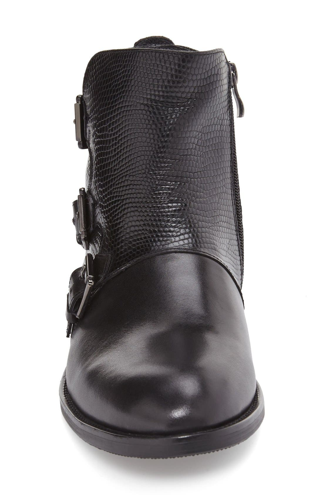 'Messina' Zip Boot,                             Alternate thumbnail 5, color,