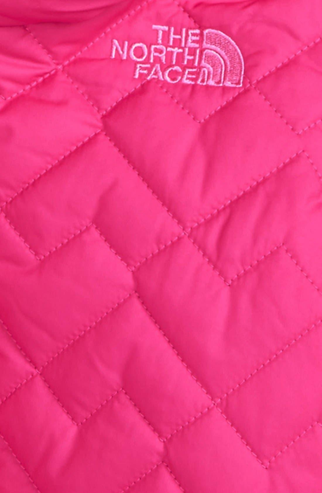 'Perrito' Reversible Water Repellent Hooded Jacket,                             Alternate thumbnail 14, color,