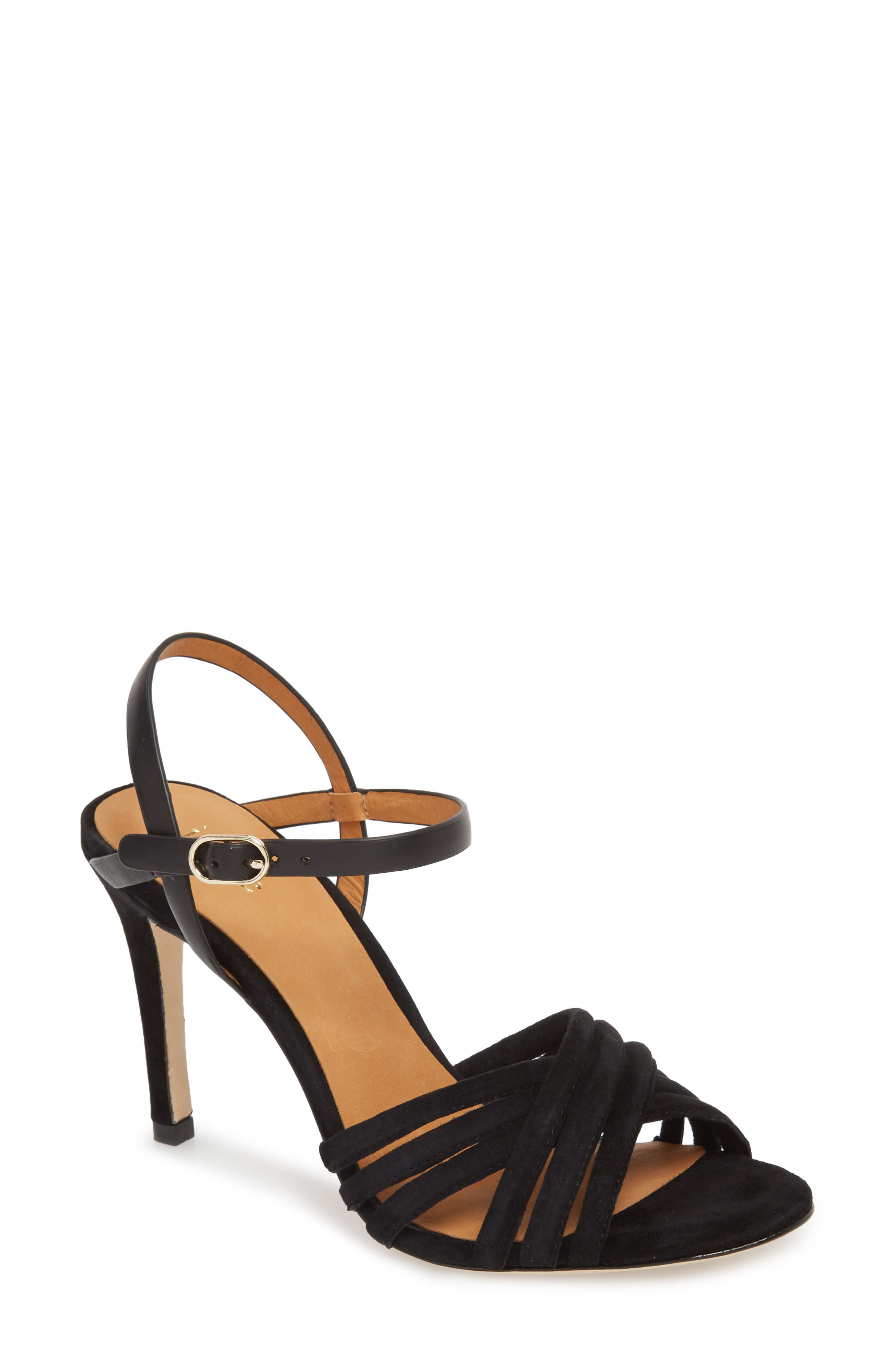 Amerton Sandal,                         Main,                         color, 001