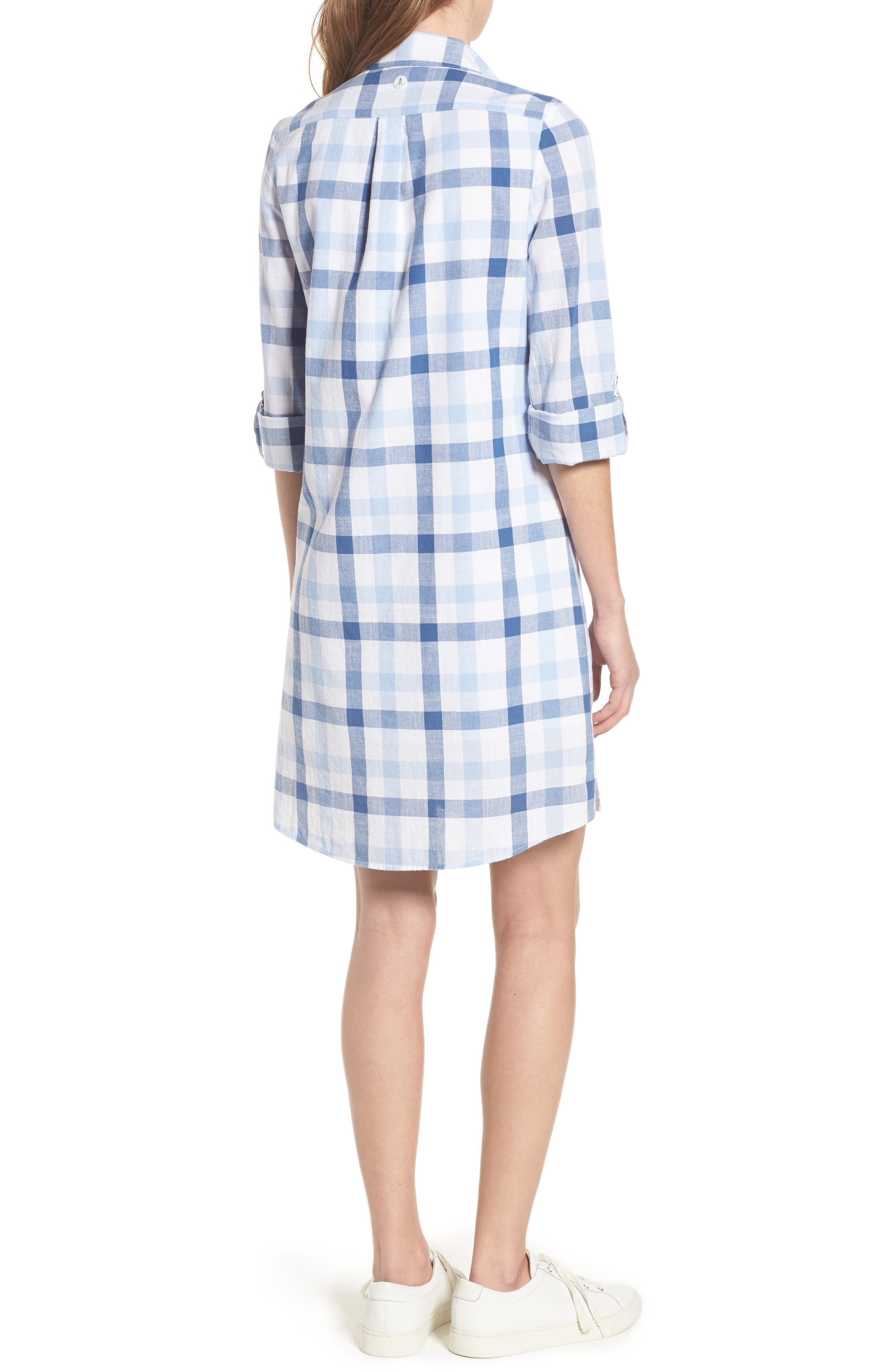 Bamburgh Shirtdress,                             Alternate thumbnail 2, color,                             400