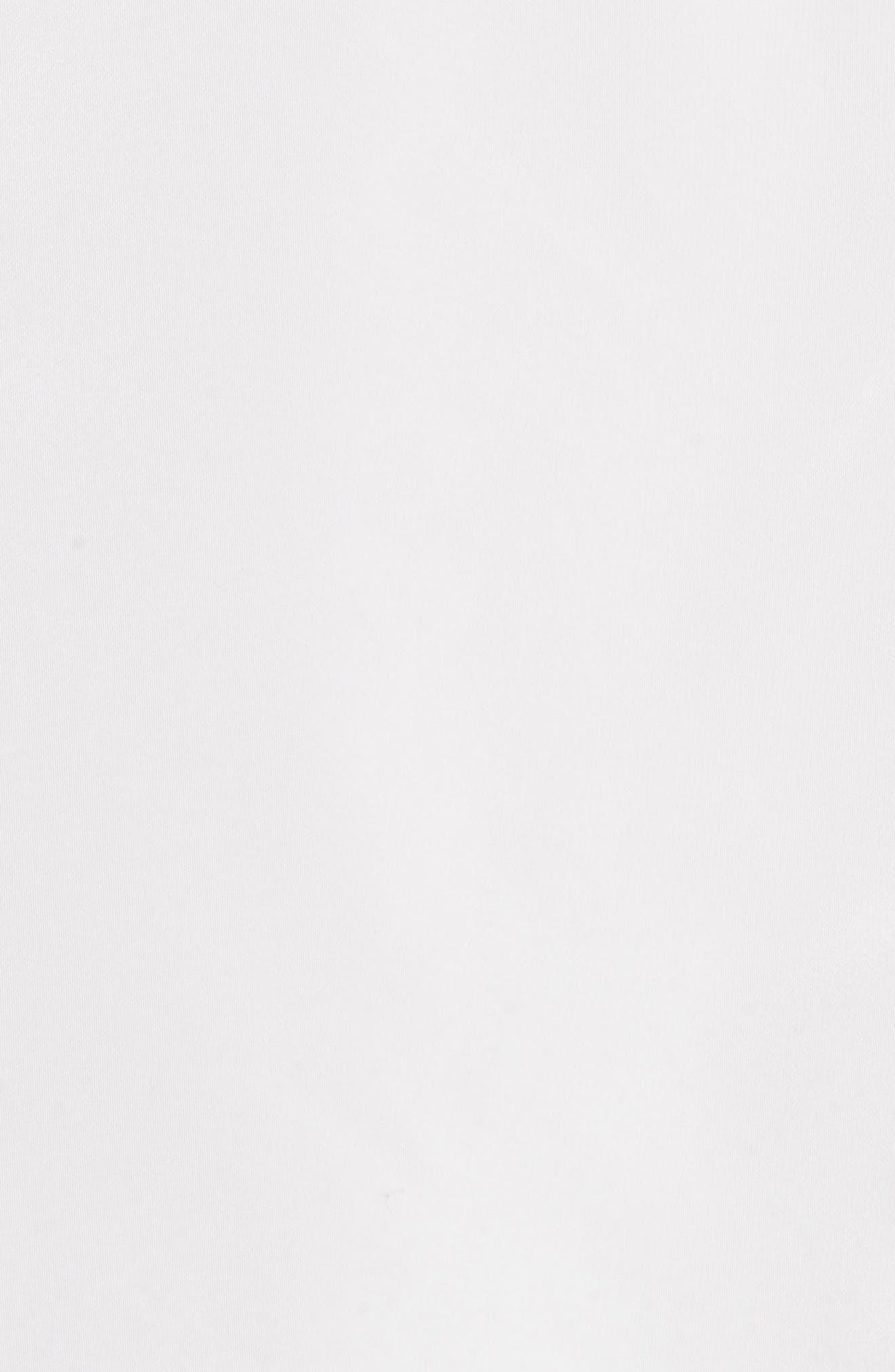 Taffeta Maxi Skirt,                             Alternate thumbnail 5, color,                             100