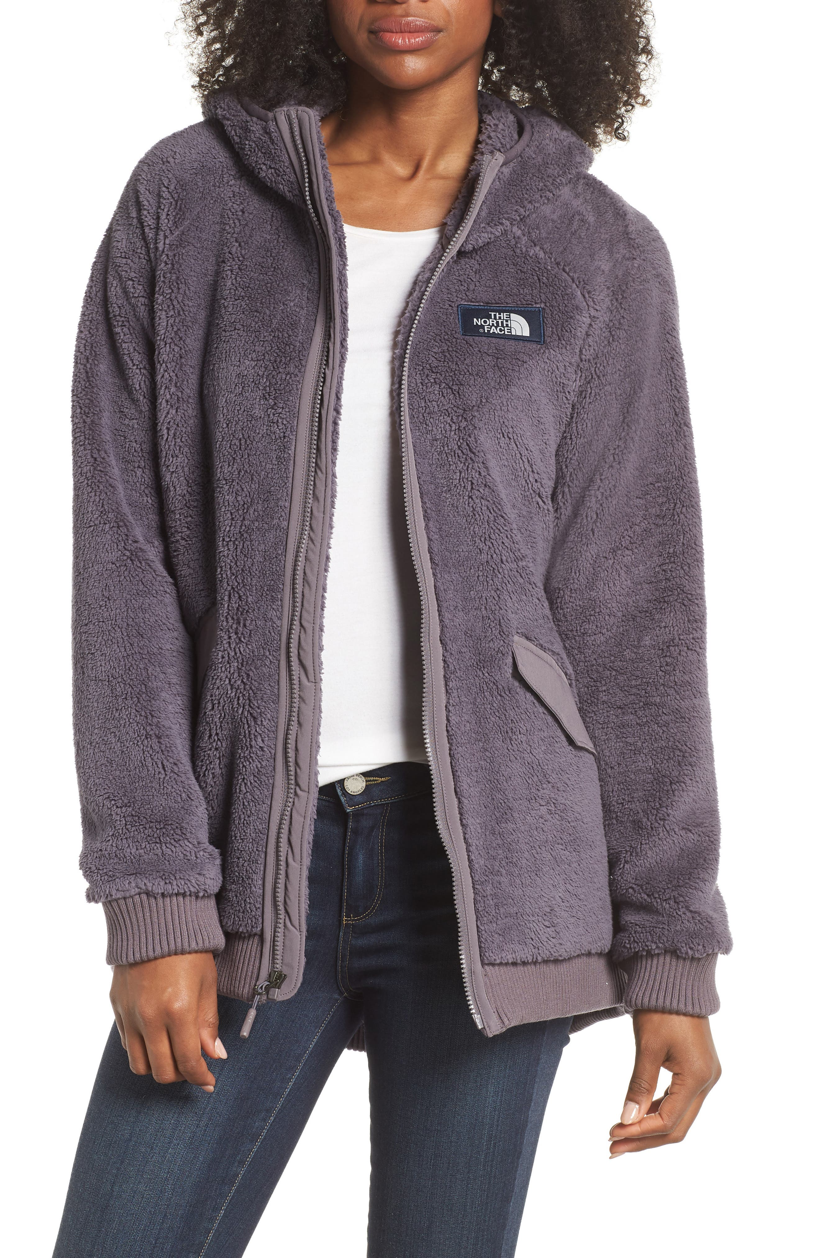 Campshire Bomber Jacket,                         Main,                         color, RABBIT GREY