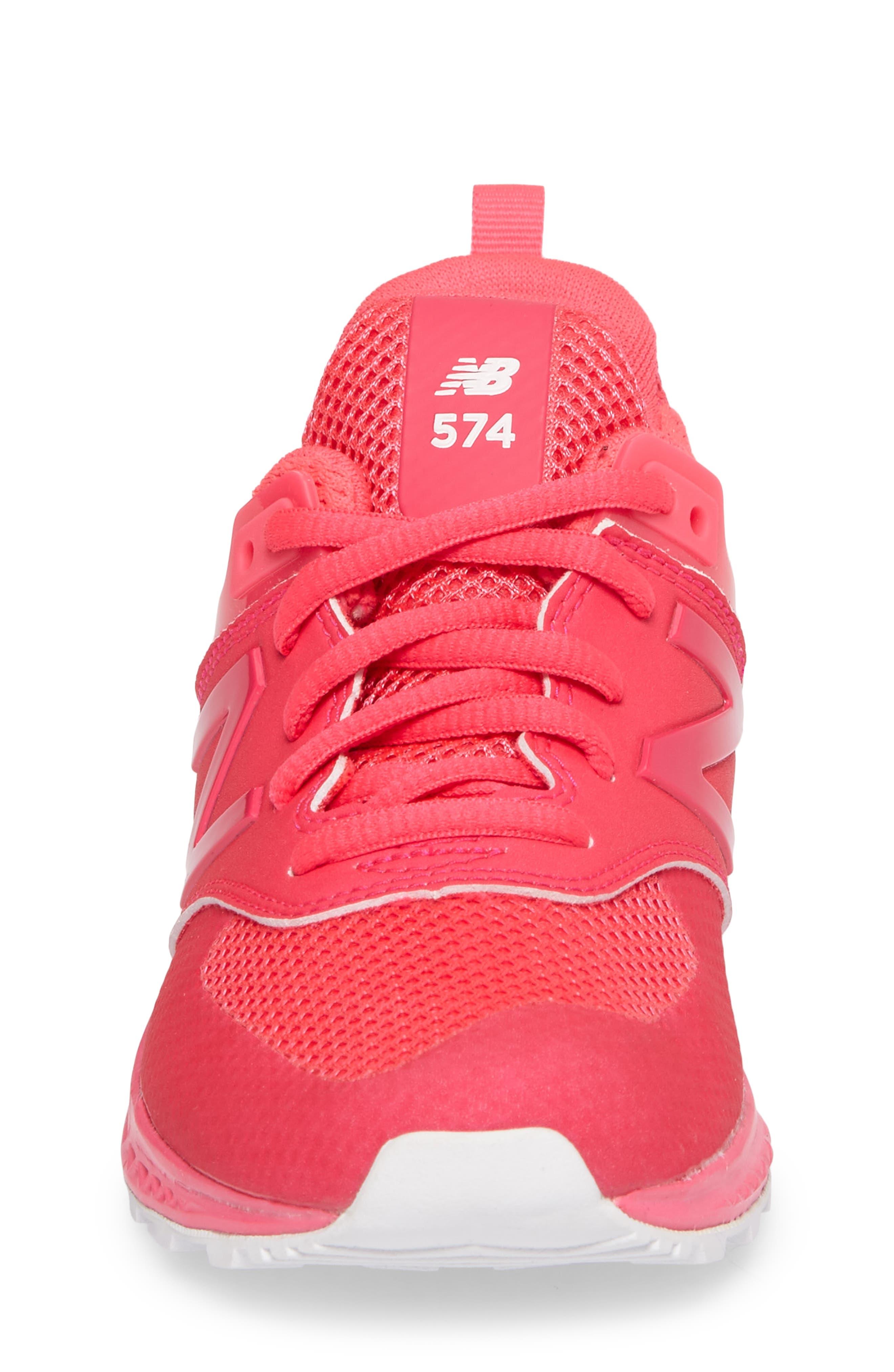 574 v2 Sport Sneaker,                             Alternate thumbnail 4, color,                             660