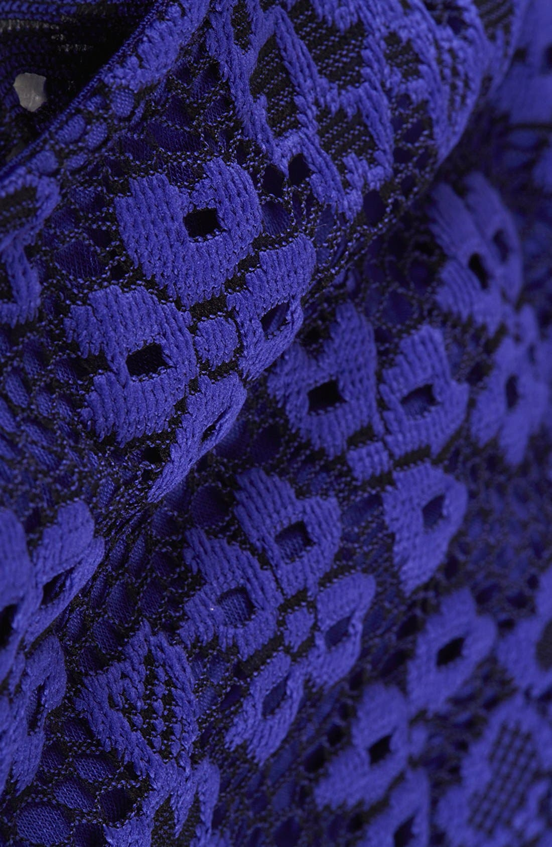 Sheer Back Floral Lace Tank,                             Alternate thumbnail 2, color,                             430